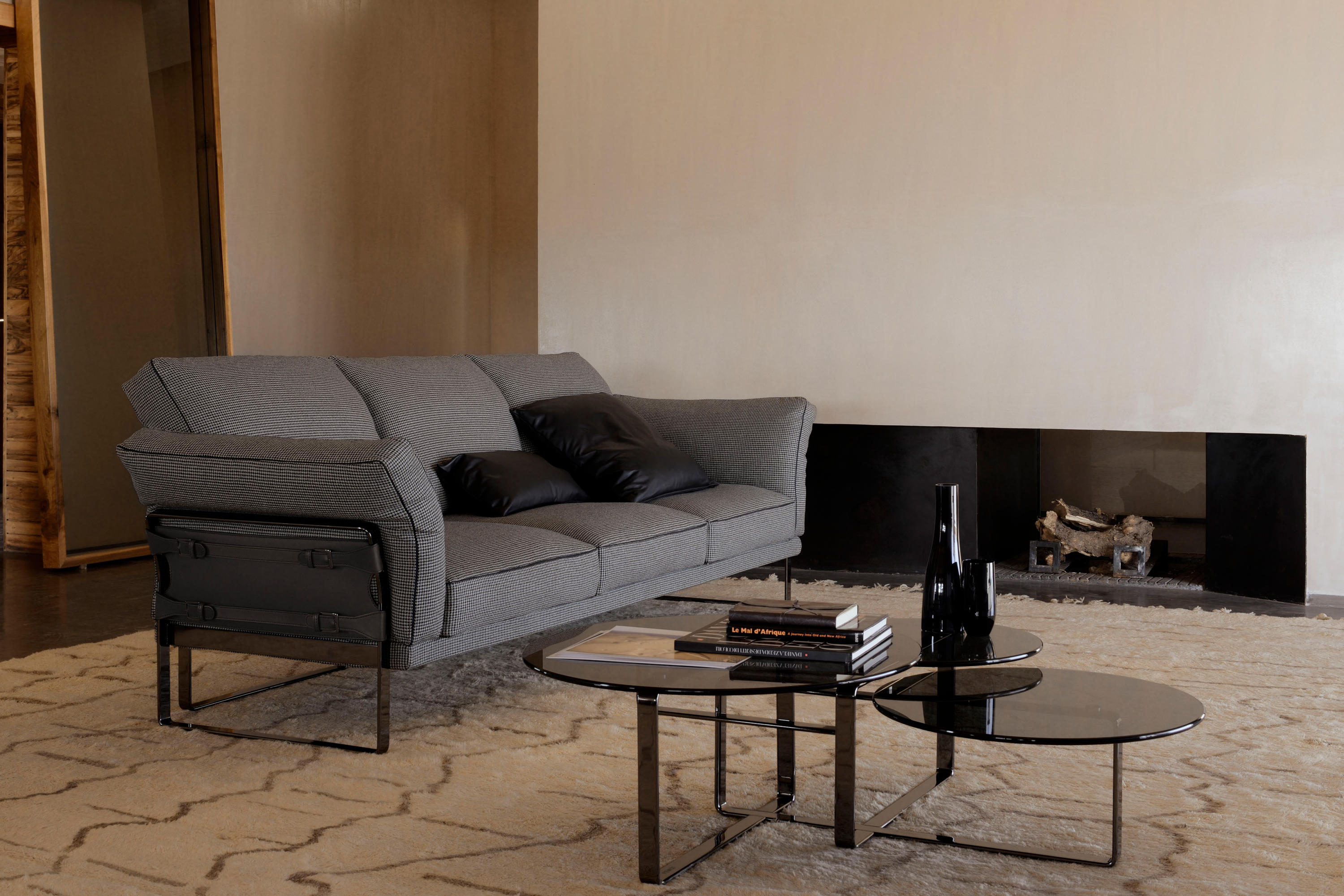 Metropolitan 3 Seater Sofa Sofas From Fendi Casa