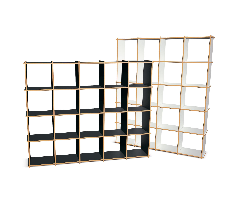 regalsystem regale von steckwerk architonic. Black Bedroom Furniture Sets. Home Design Ideas