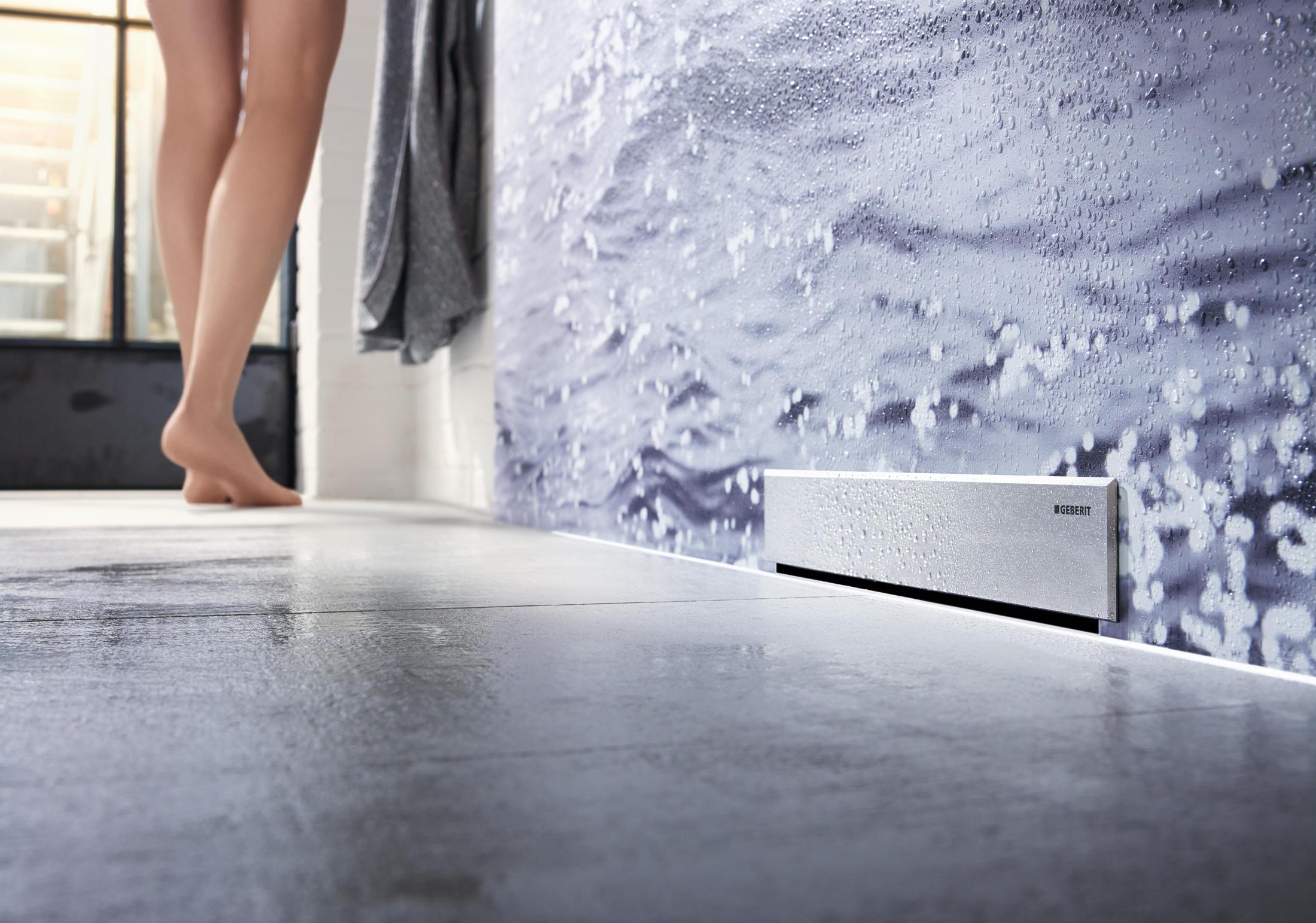Geberit wall drain for showers scarichi doccia geberit architonic