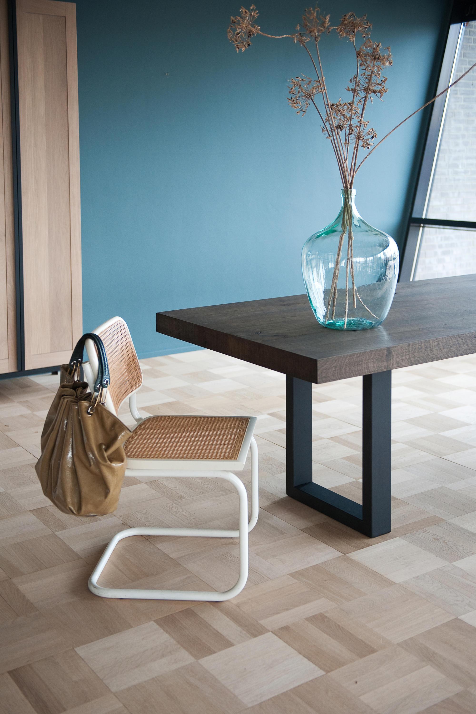 x type dining table esstische von van rossum architonic. Black Bedroom Furniture Sets. Home Design Ideas