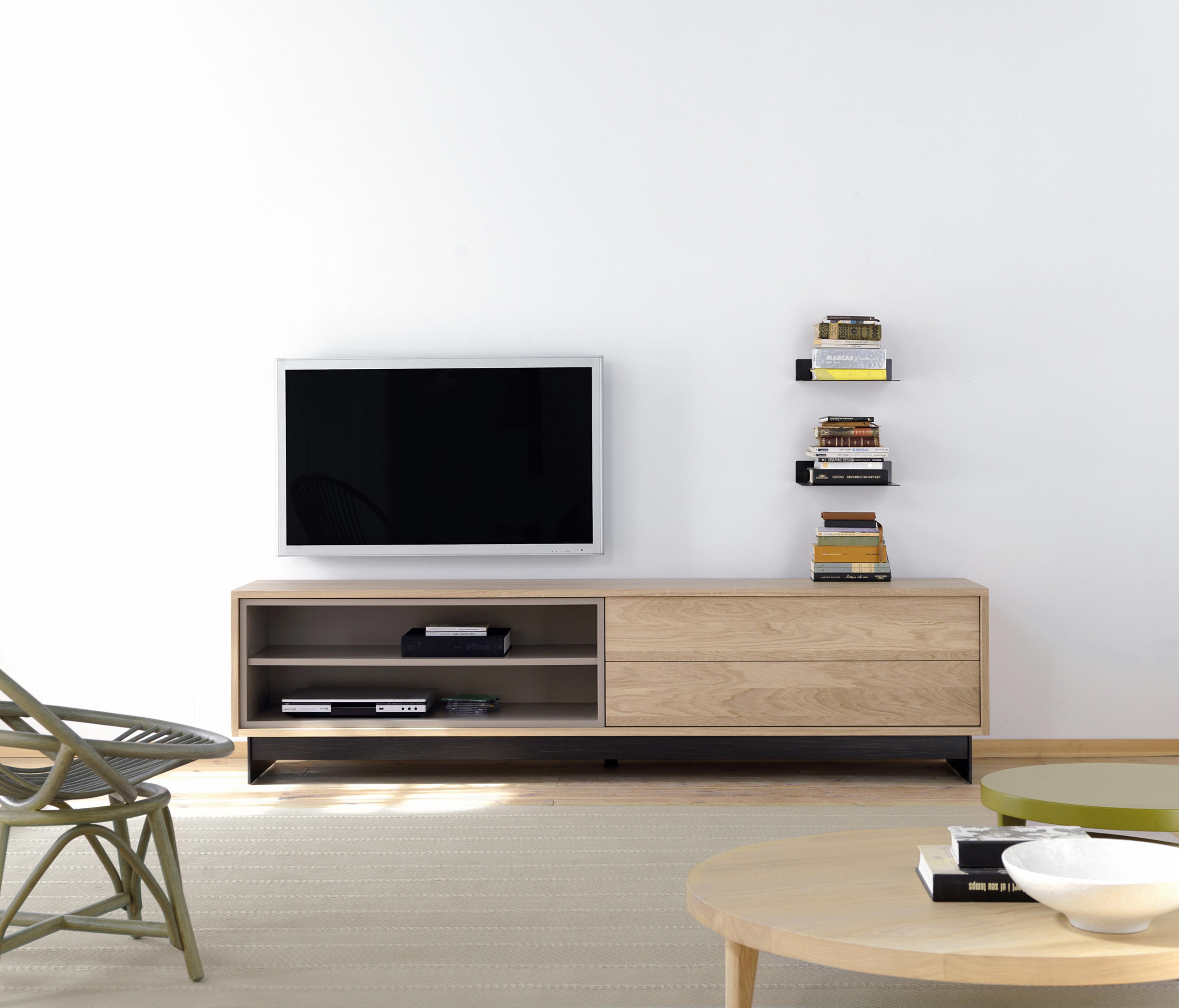 Basic 4 Door Module Sideboards From Expormim Architonic # Muebles Vendrell