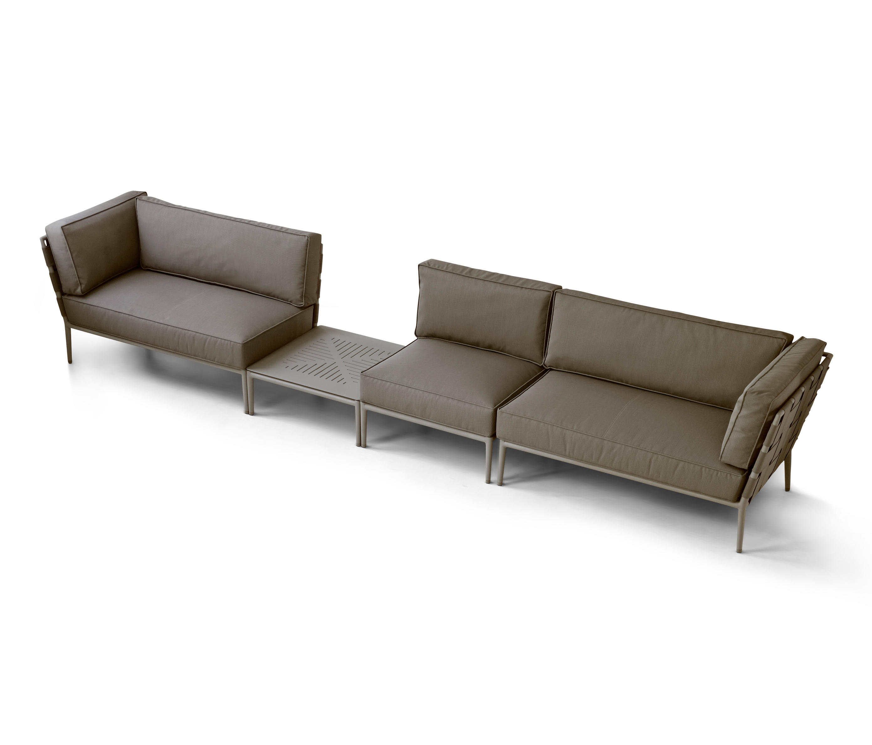 Conic Loungesessel Sessel Von Cane Line Architonic