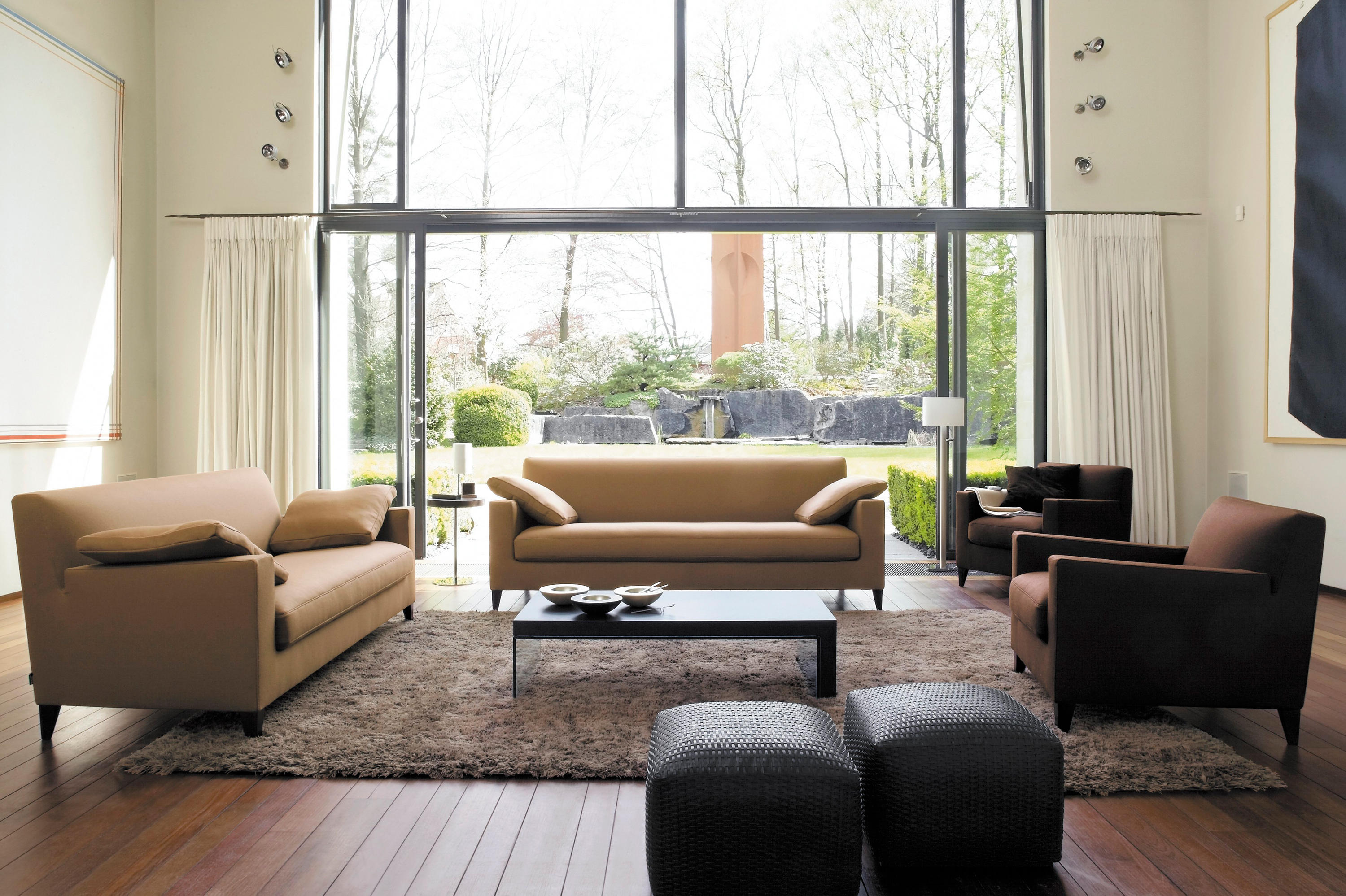 citta lounge sofas from ligne roset architonic. Black Bedroom Furniture Sets. Home Design Ideas