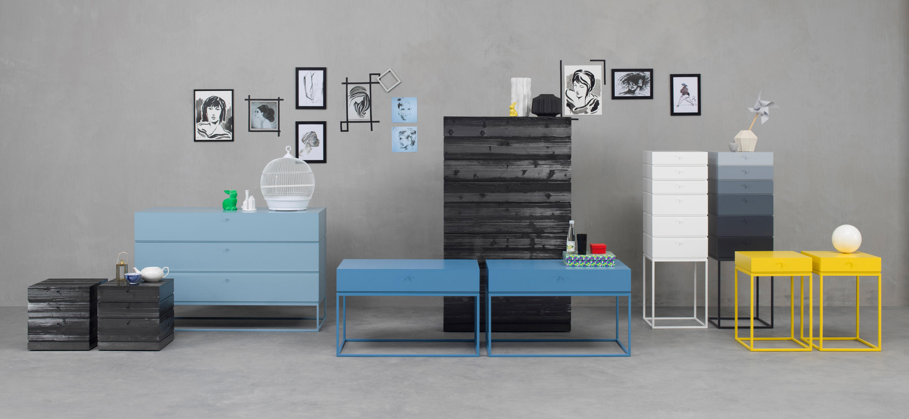 BOX - Night stands from Capo d\'Opera | Architonic