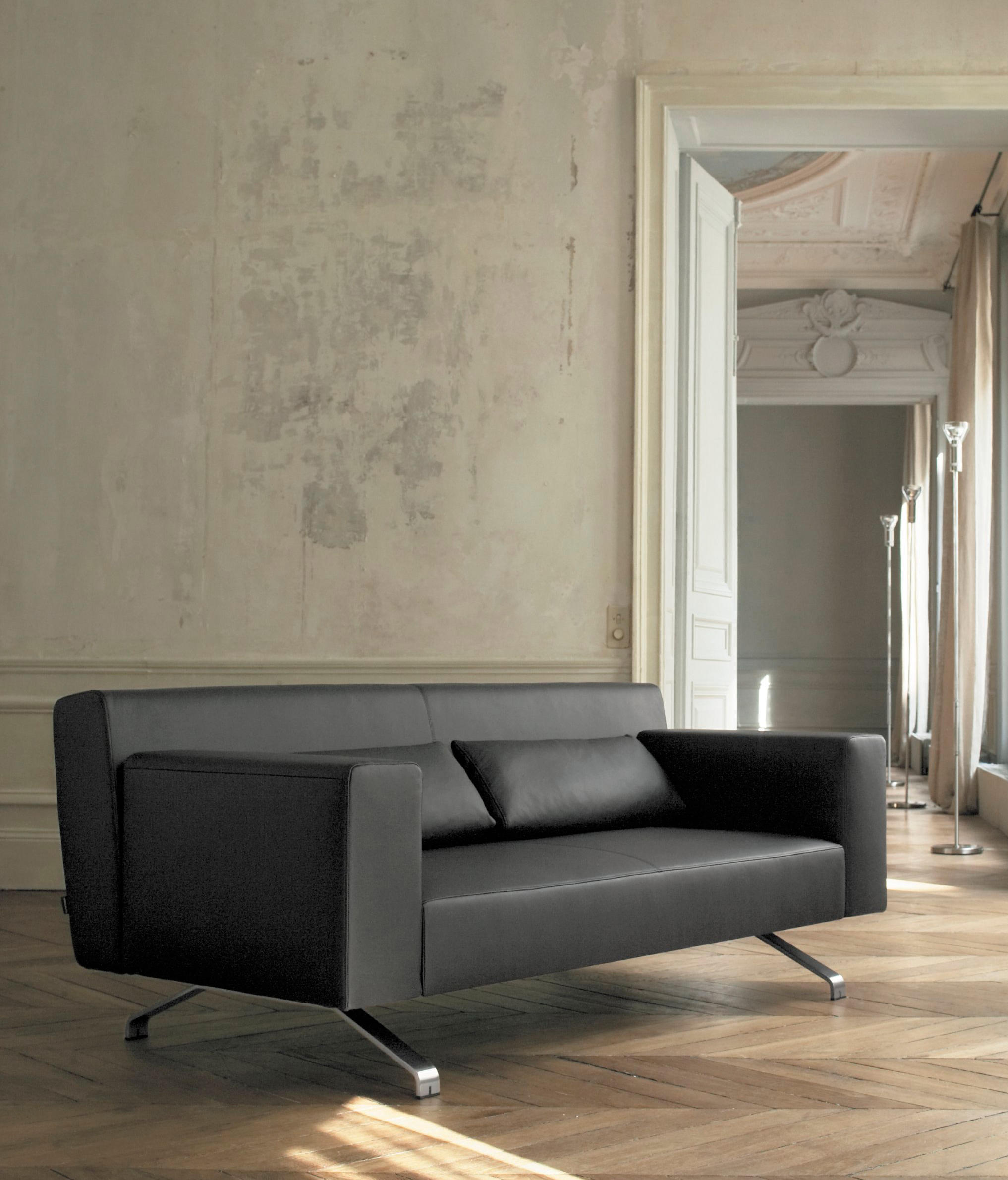 flexus lounge chairs from ligne roset architonic. Black Bedroom Furniture Sets. Home Design Ideas