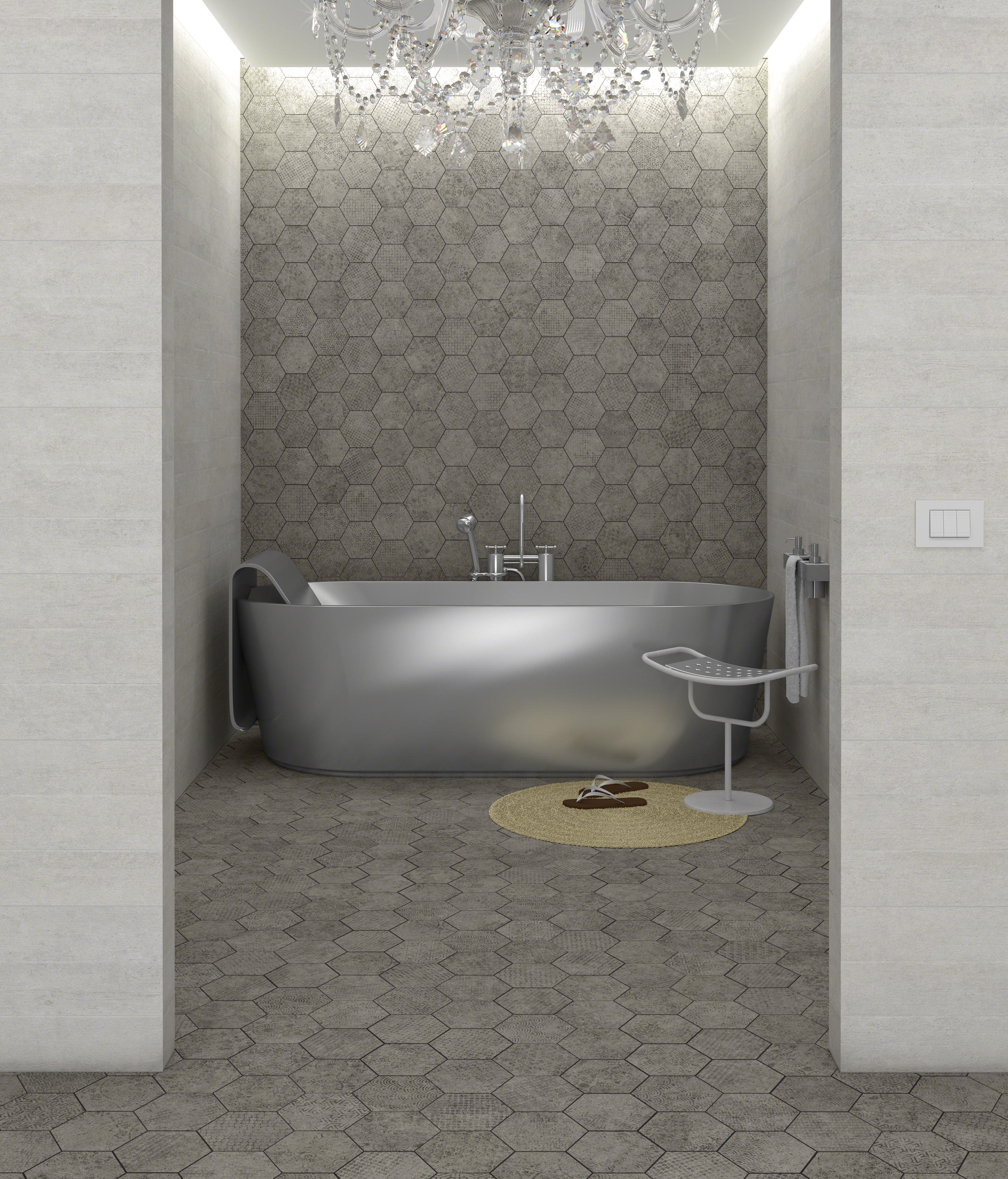 Cerco spr grafito floor tiles from vives cer mica - Vives ceramica ...