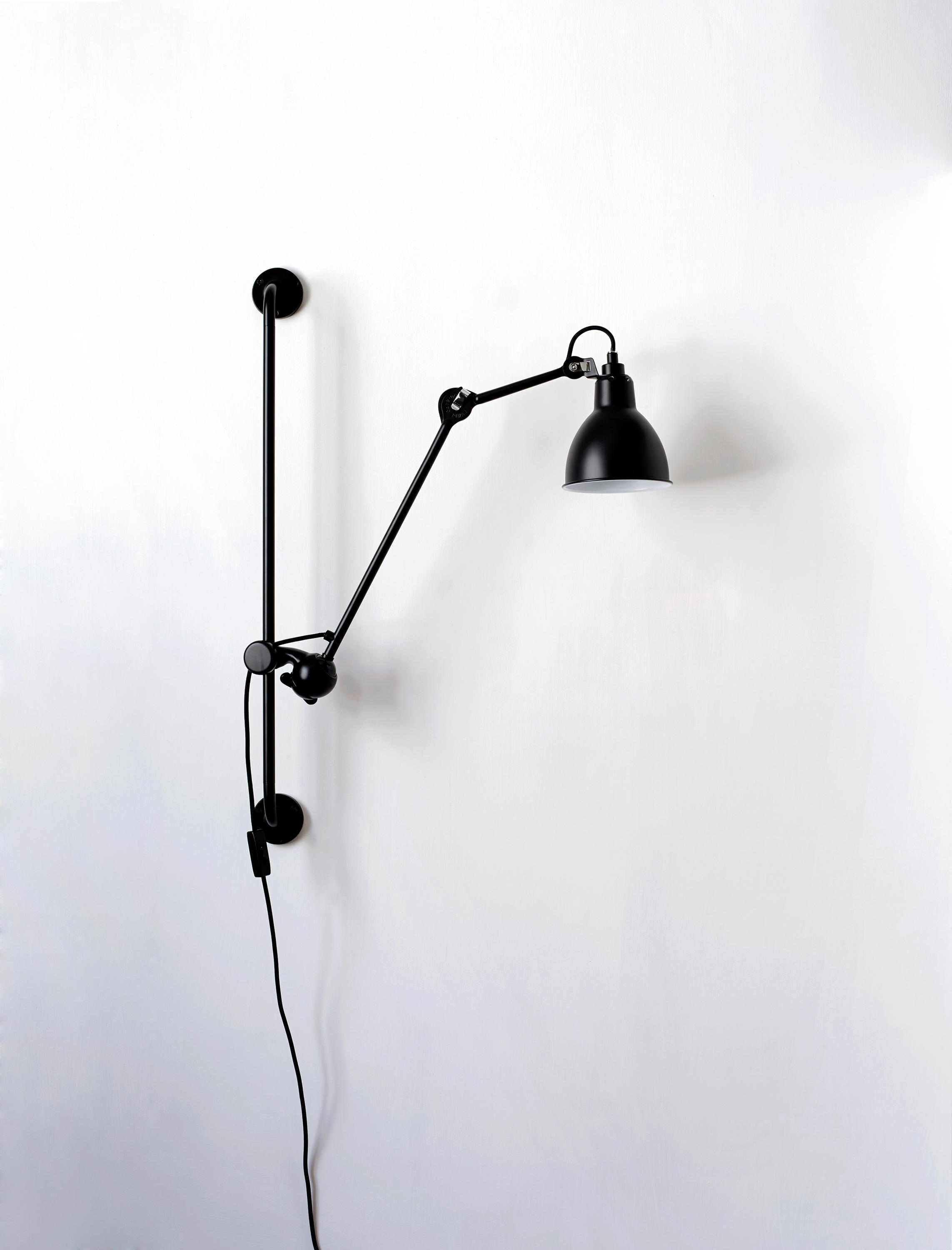 lampe gras n 210 black general lighting from dcw ditions architonic. Black Bedroom Furniture Sets. Home Design Ideas