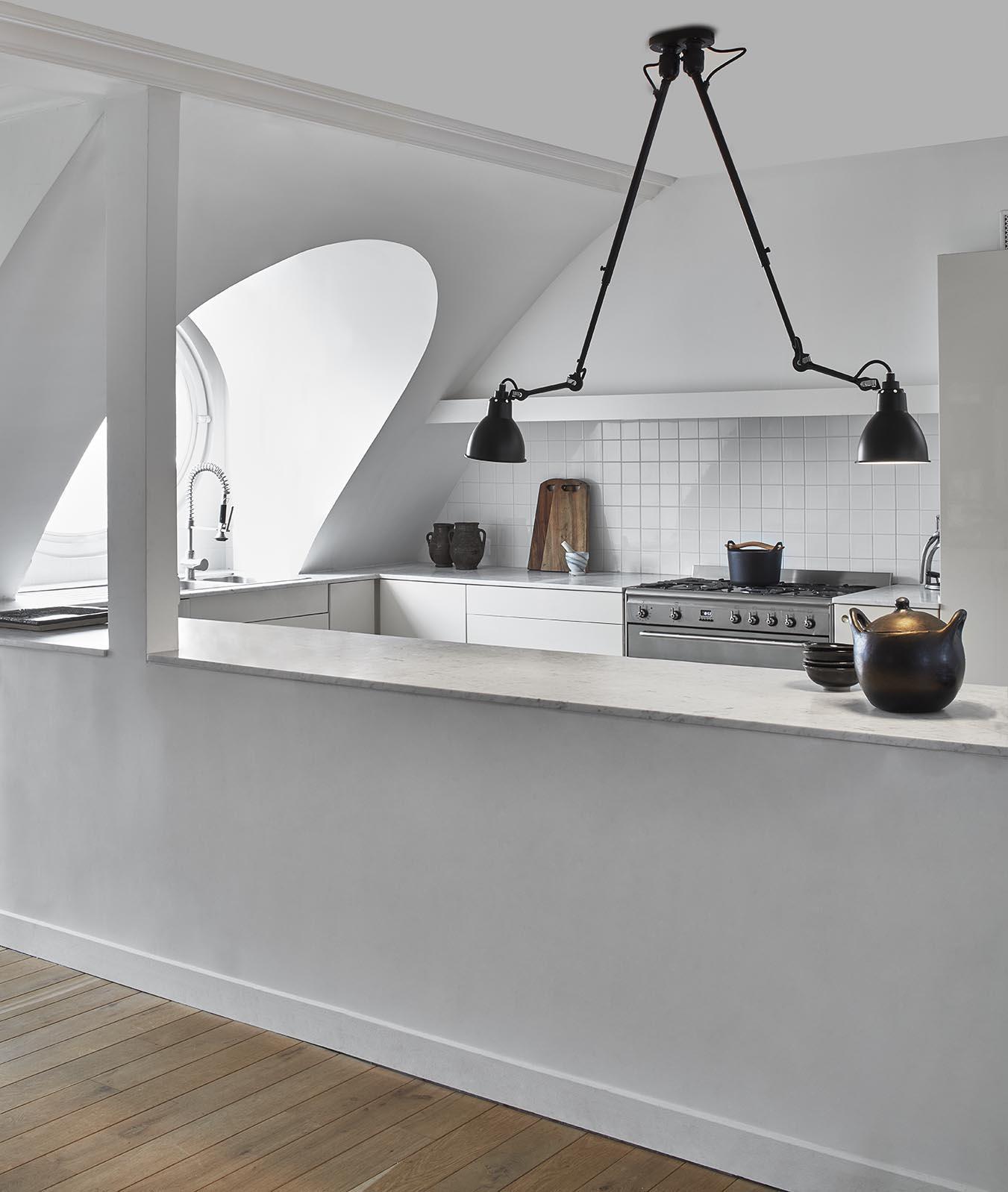 lampe gras n 302 black general lighting from dcw. Black Bedroom Furniture Sets. Home Design Ideas