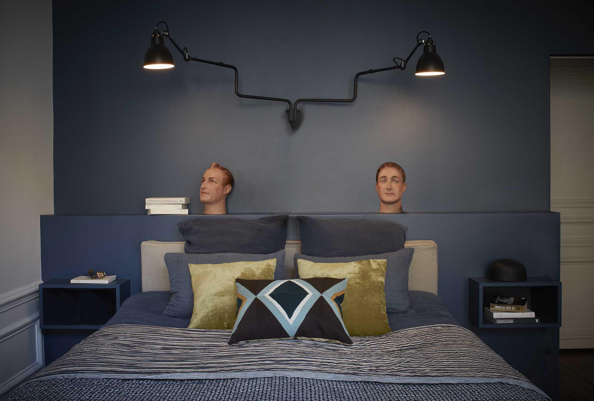 Lampe Gras N 303 Black Wall Lights From Dcw Editions Architonic
