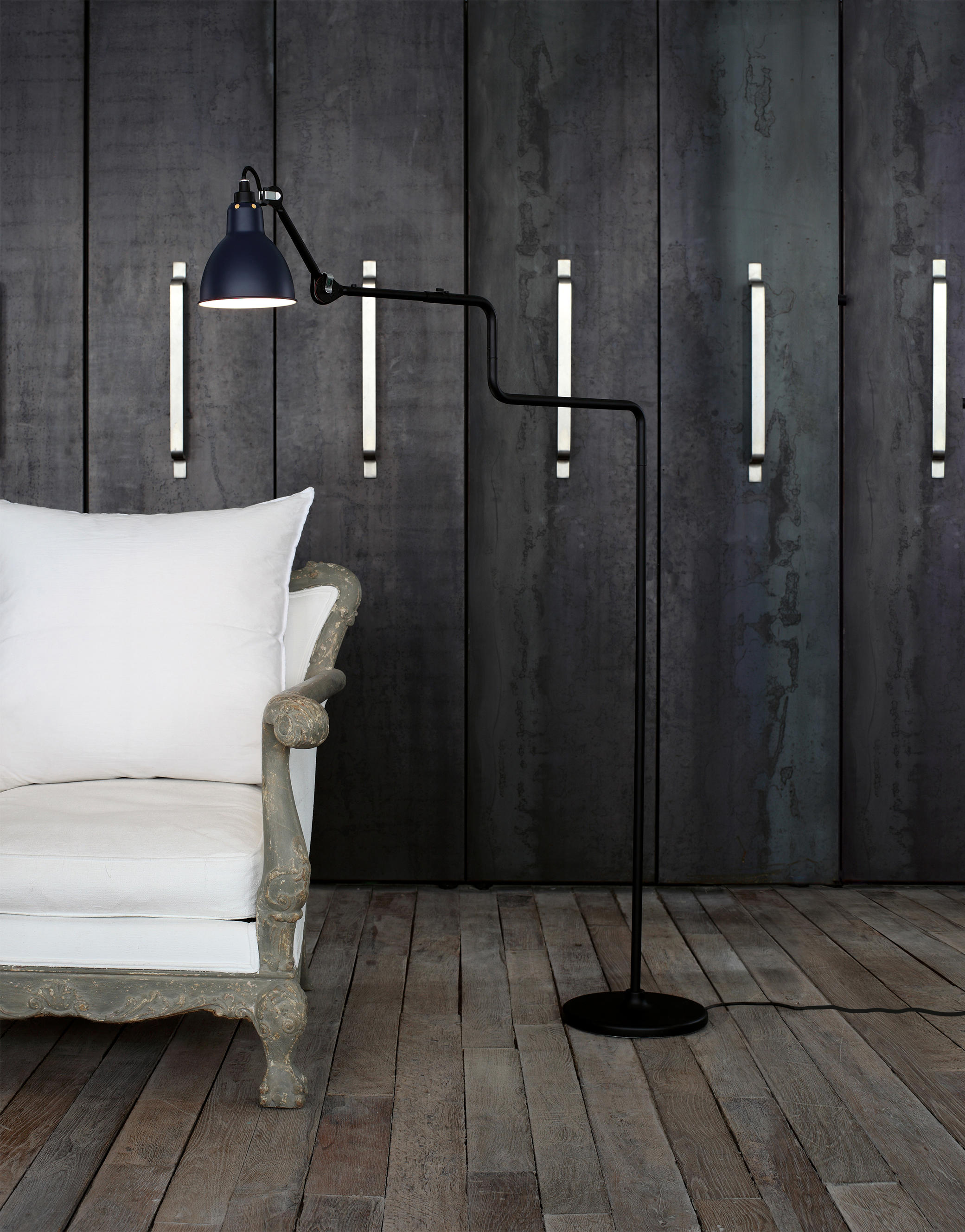 LAMPE GRAS - N°411 BLACK - General lighting from DCW éditions ...