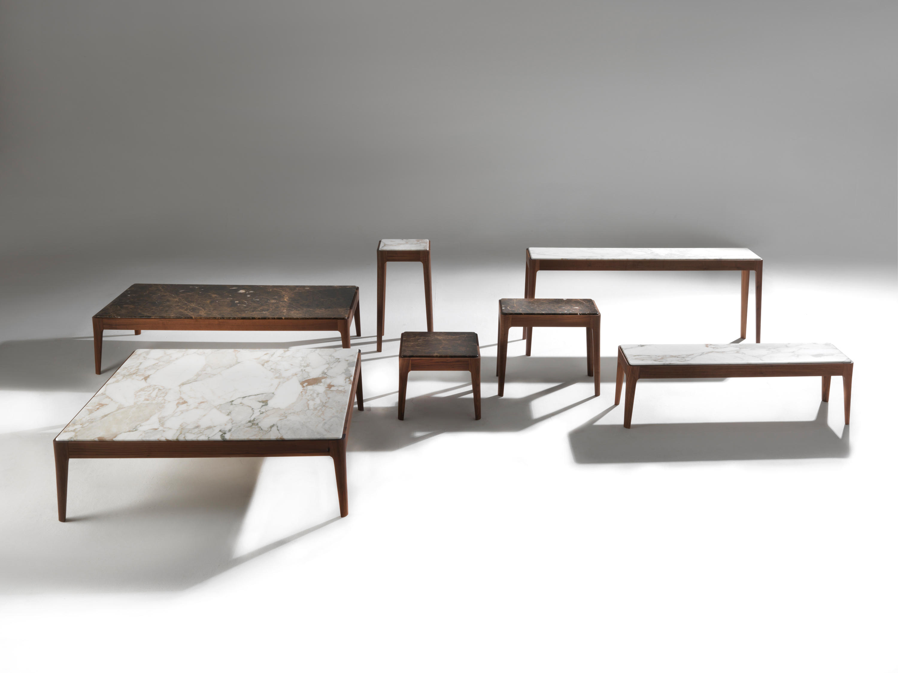 ZIGGY 8 Console tables from Porada
