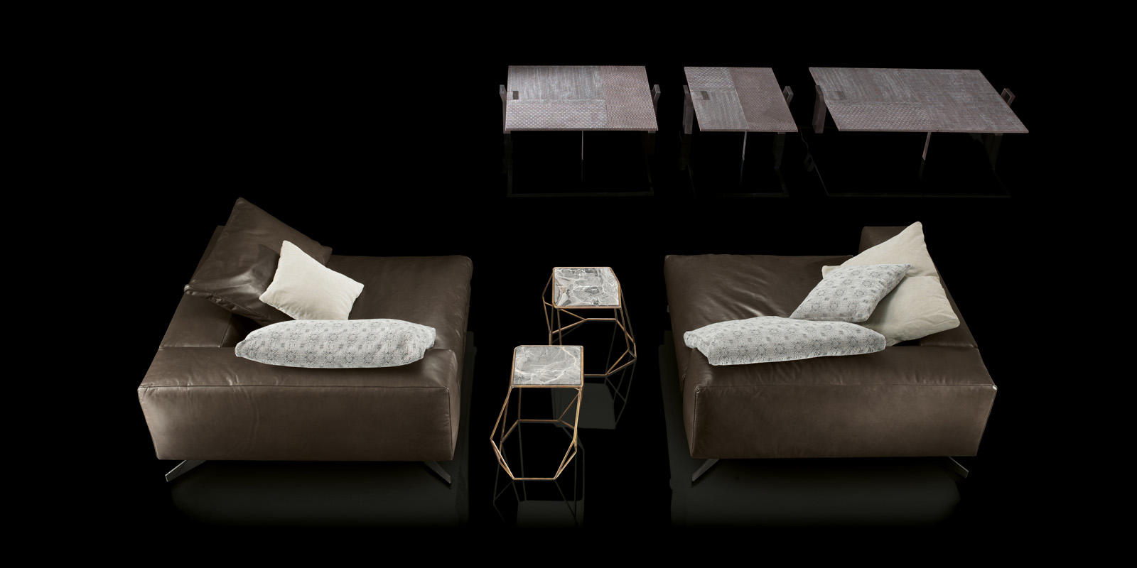 x one sofa sofas from henge architonic. Black Bedroom Furniture Sets. Home Design Ideas