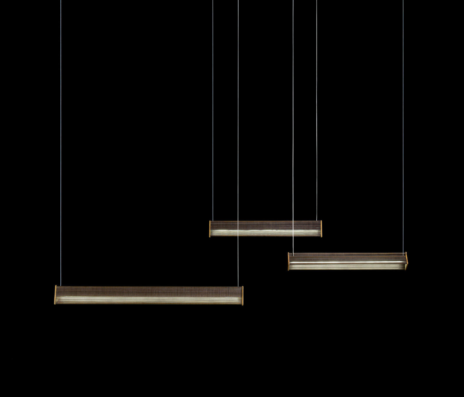 Y light pendant strip lights from henge architonic y light by henge mozeypictures Images