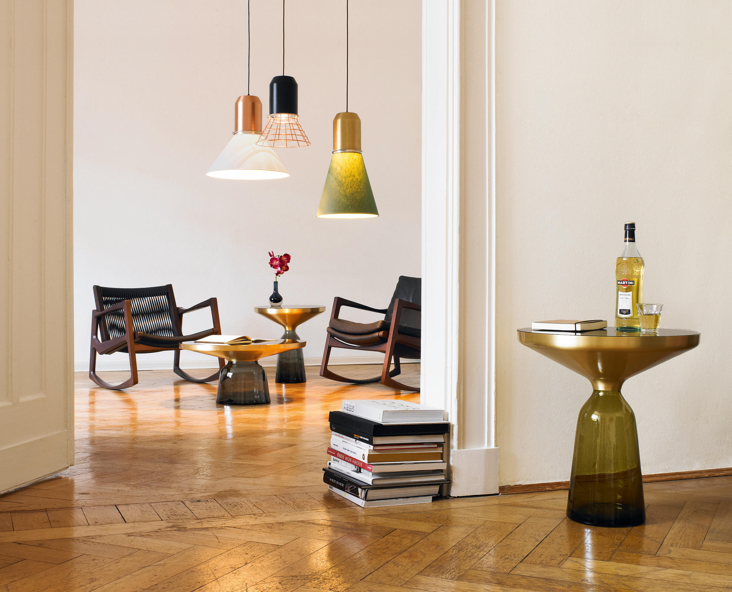 Bell Light Suspended Lights From Classicon Architonic