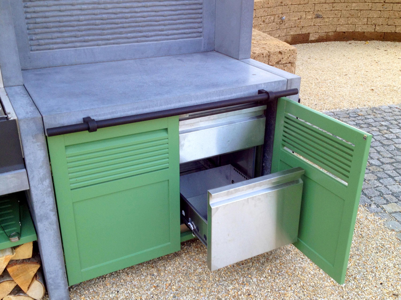 Outdoor Küche Kaufmann : L design bbq kaufmann grillkitchen outdoorküchen