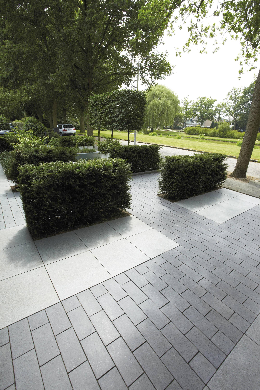 Metten Overath boulevard basaltanthrazit paving stones from metten architonic
