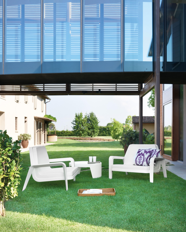 America fauteuils de jardin de slide architonic for Jardin anglais caracteristiques