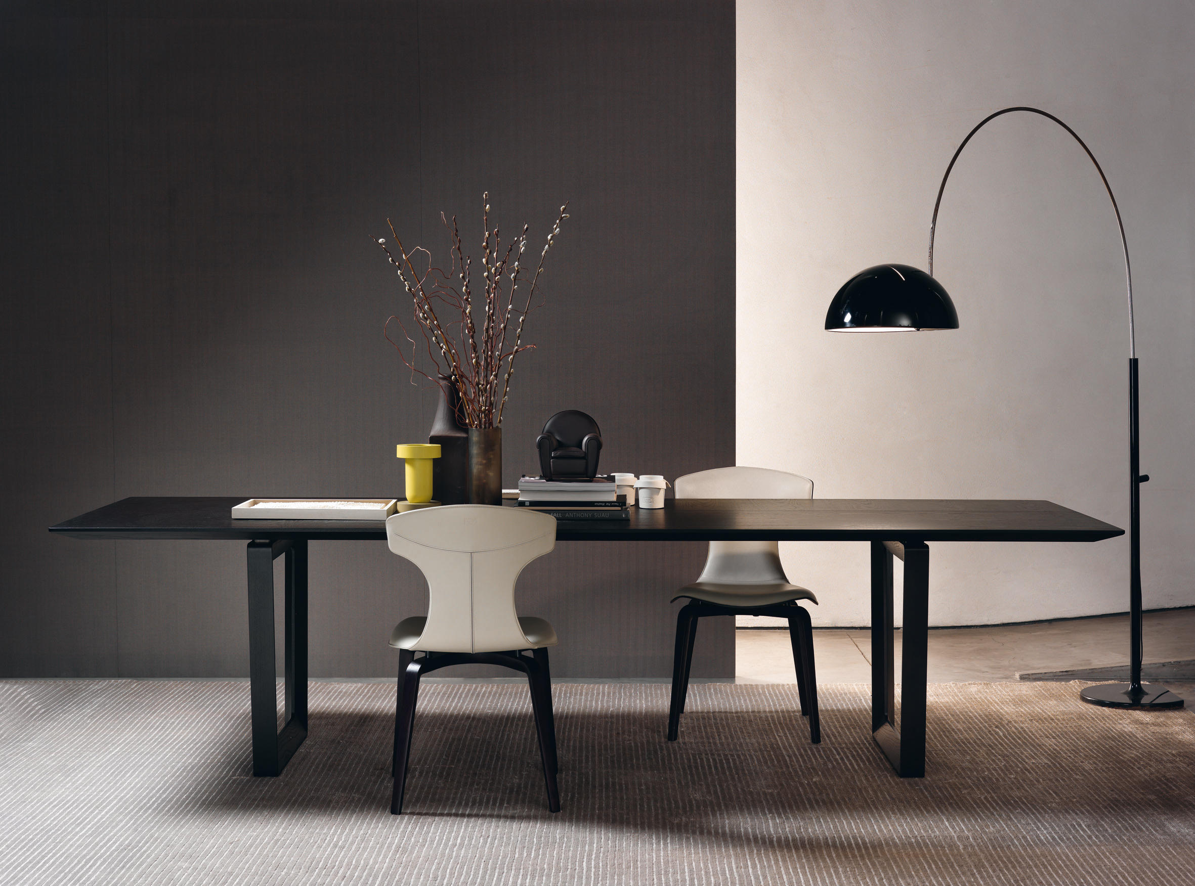 Bolero Dining Tables From Poltrona Frau Architonic