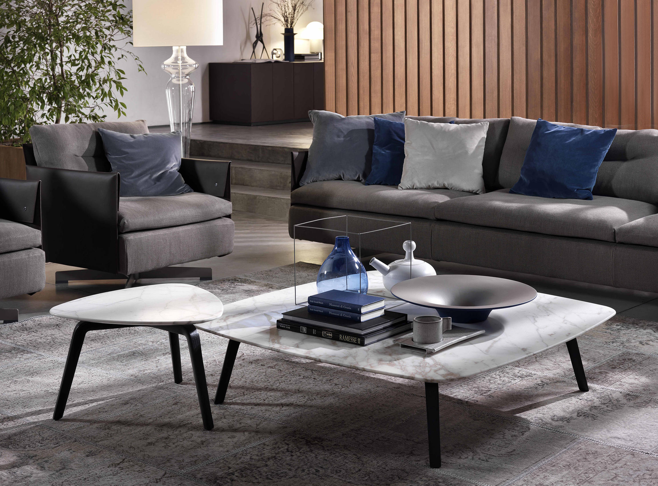 Fiorile Coffee Tables From Poltrona Frau Architonic
