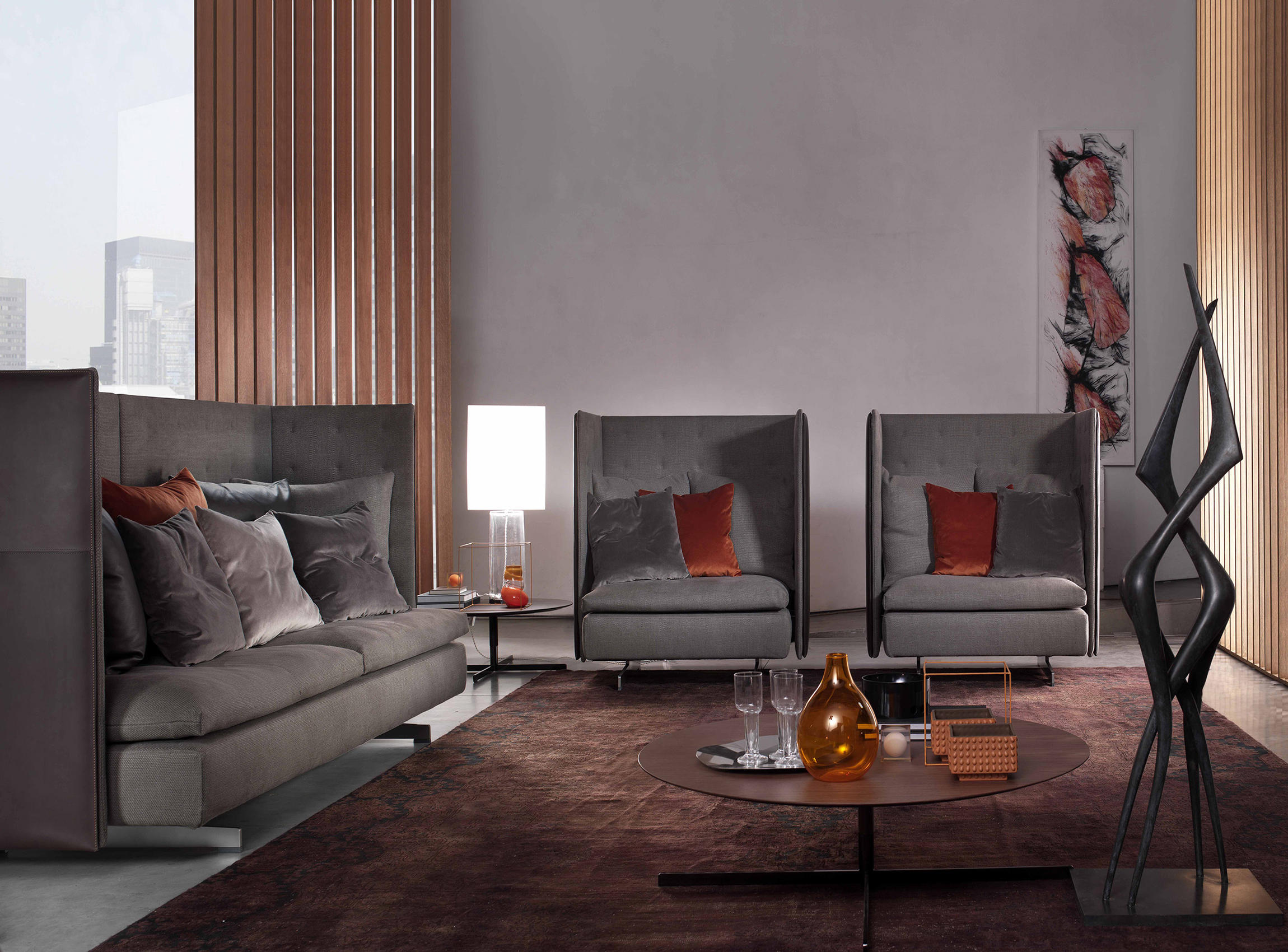 Grantorino Sofas From Poltrona Frau Architonic