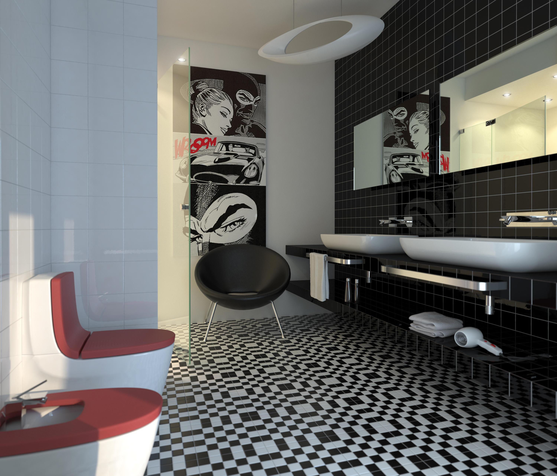 Interni mix 07 ceramic mosaics from ceramica vogue for Ceramica vogue