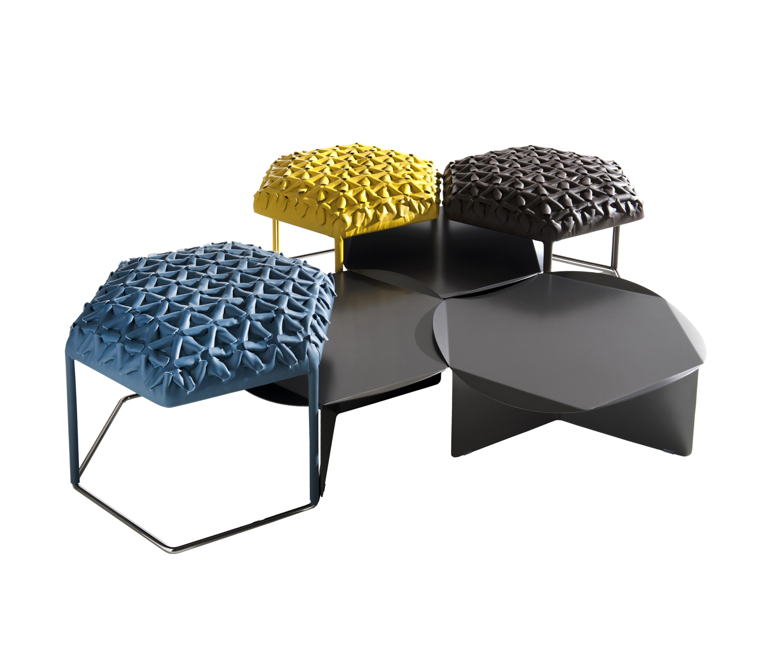 Hive ottoman poufs from b b italia architonic for B b italia novedrate