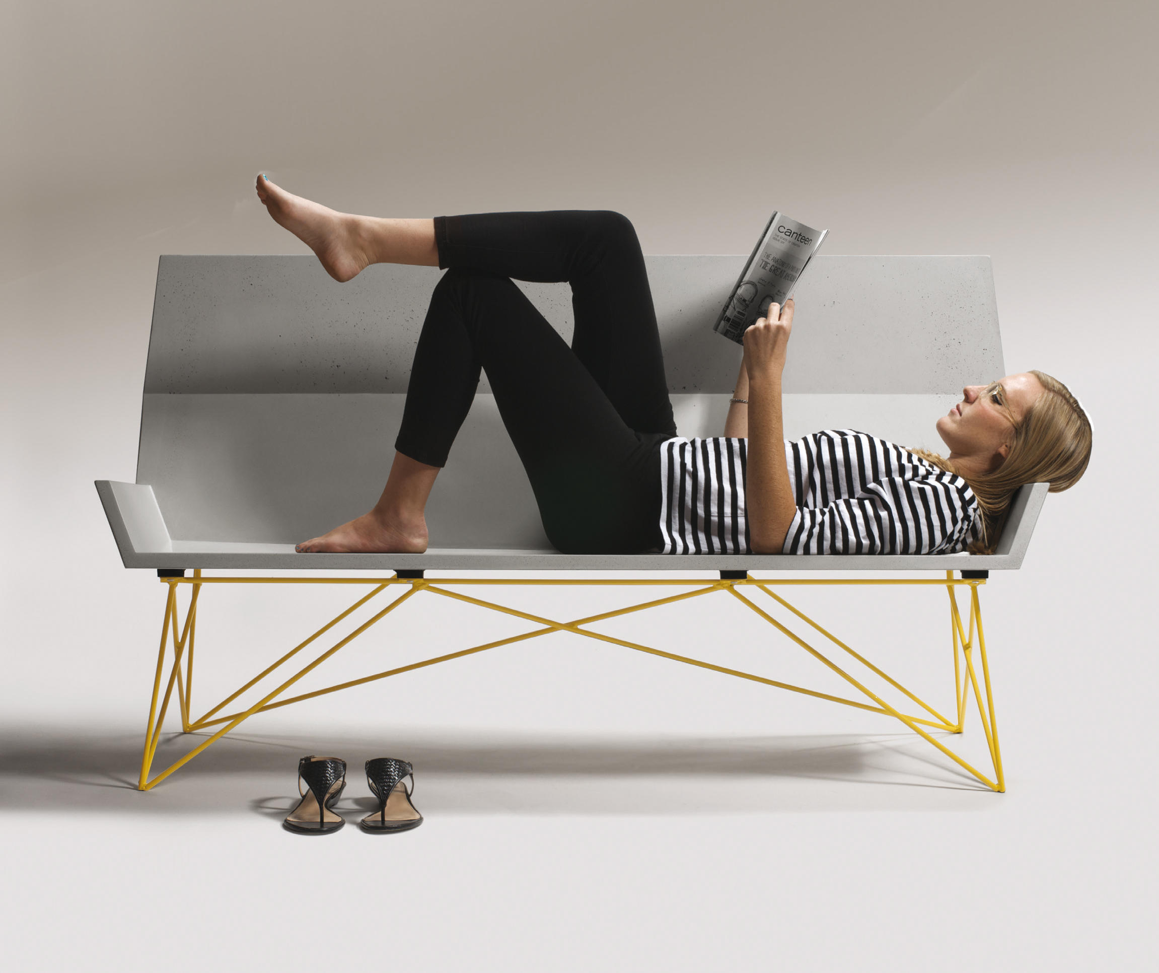 Inclinare Bench Bancs De Hard Goods Architonic