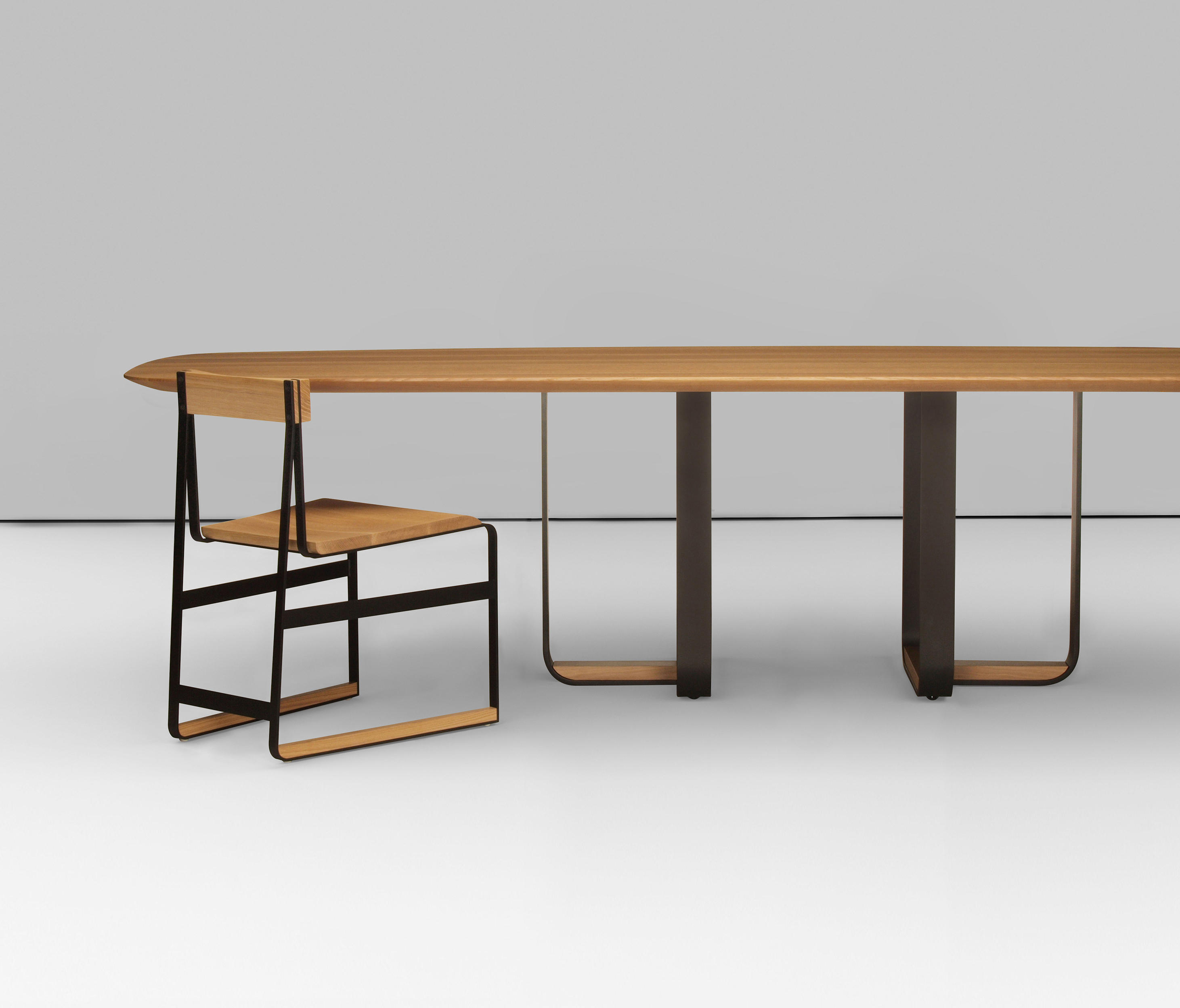 Piedmont Conference Table Restaurant Tables From Skram