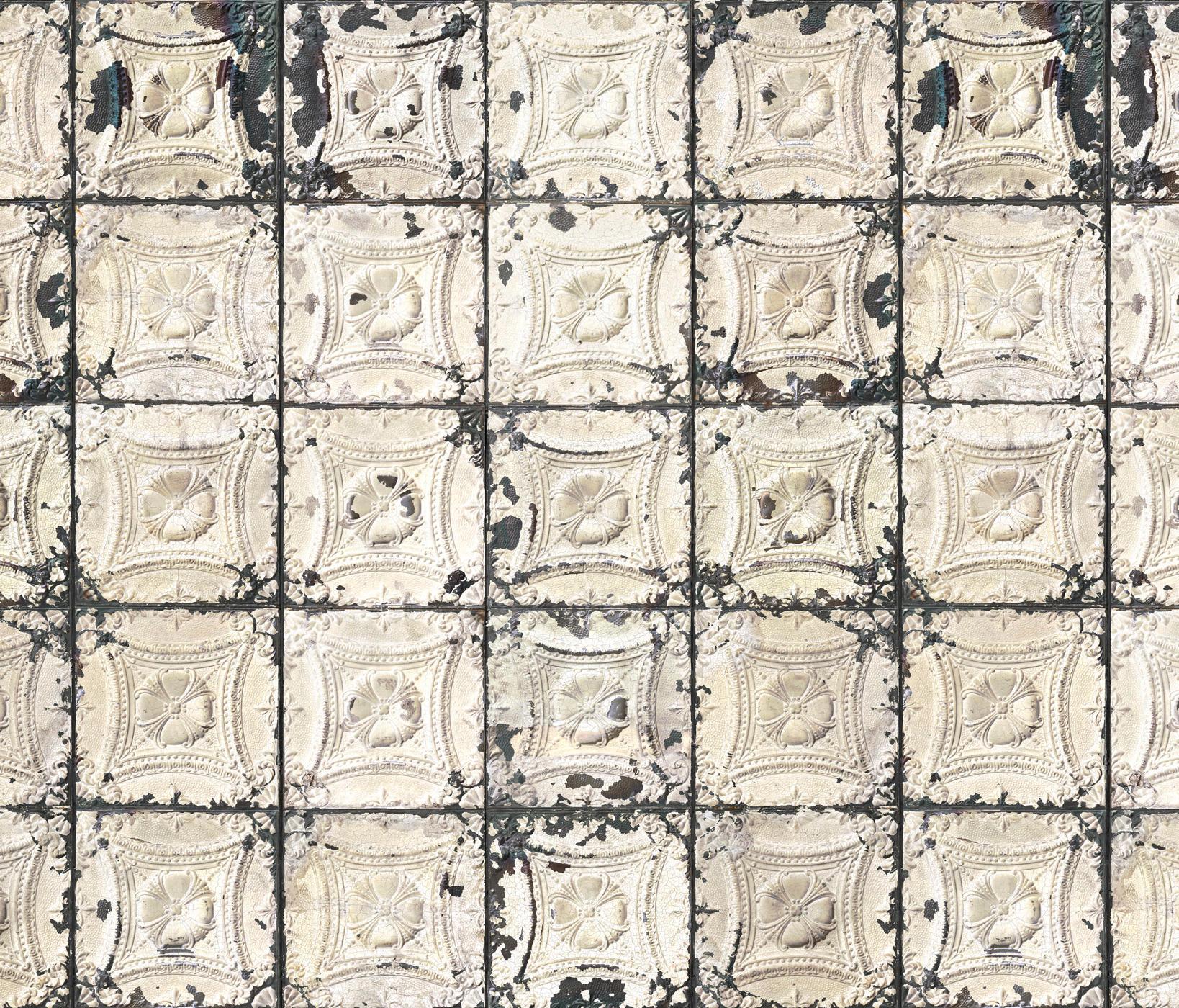 brooklyn tins wallpaper tin01 wall coverings