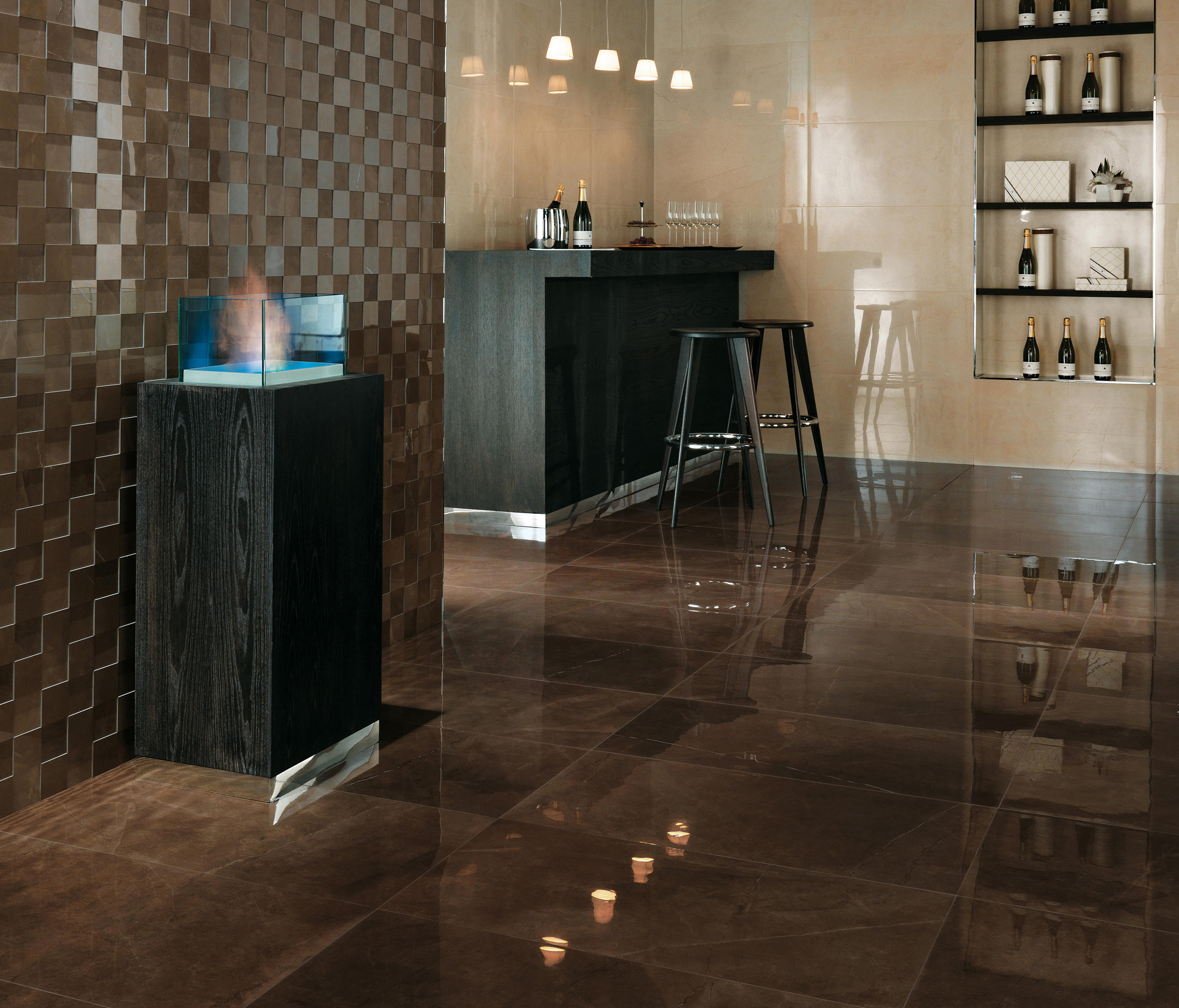 Marvel floor gray stone floor tiles from atlas concorde architonic dailygadgetfo Choice Image