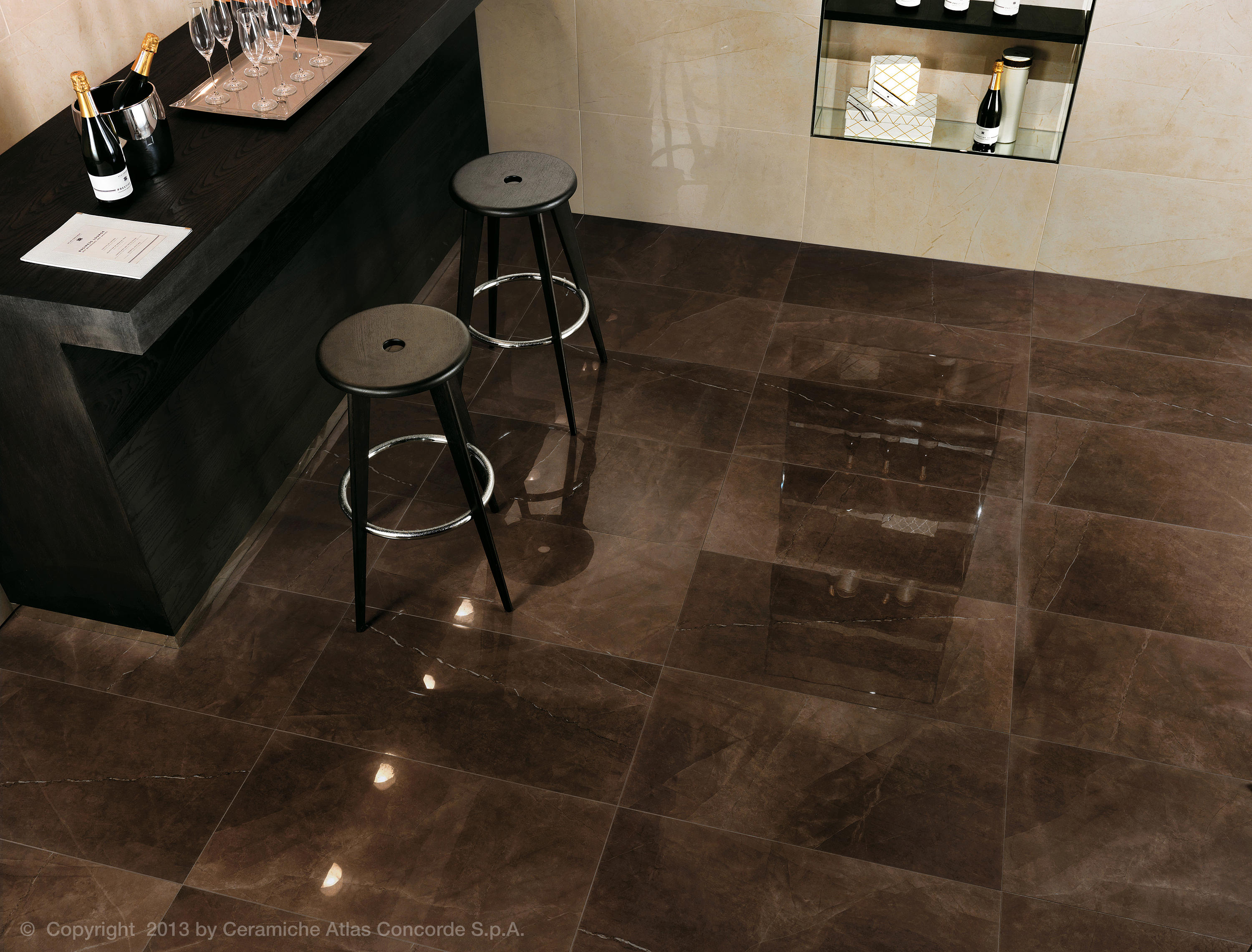 Marvel floor gray stone floor tiles from atlas concorde architonic bronze luxury lappato dailygadgetfo Images