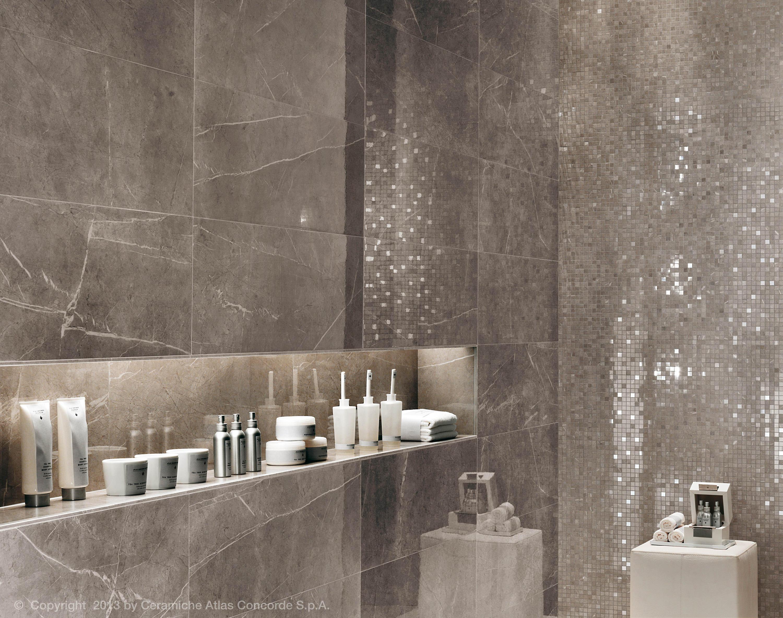 Marvel wall calacatta extra ceramic tiles from atlas concorde architonic - Atlas concorde bagno ...