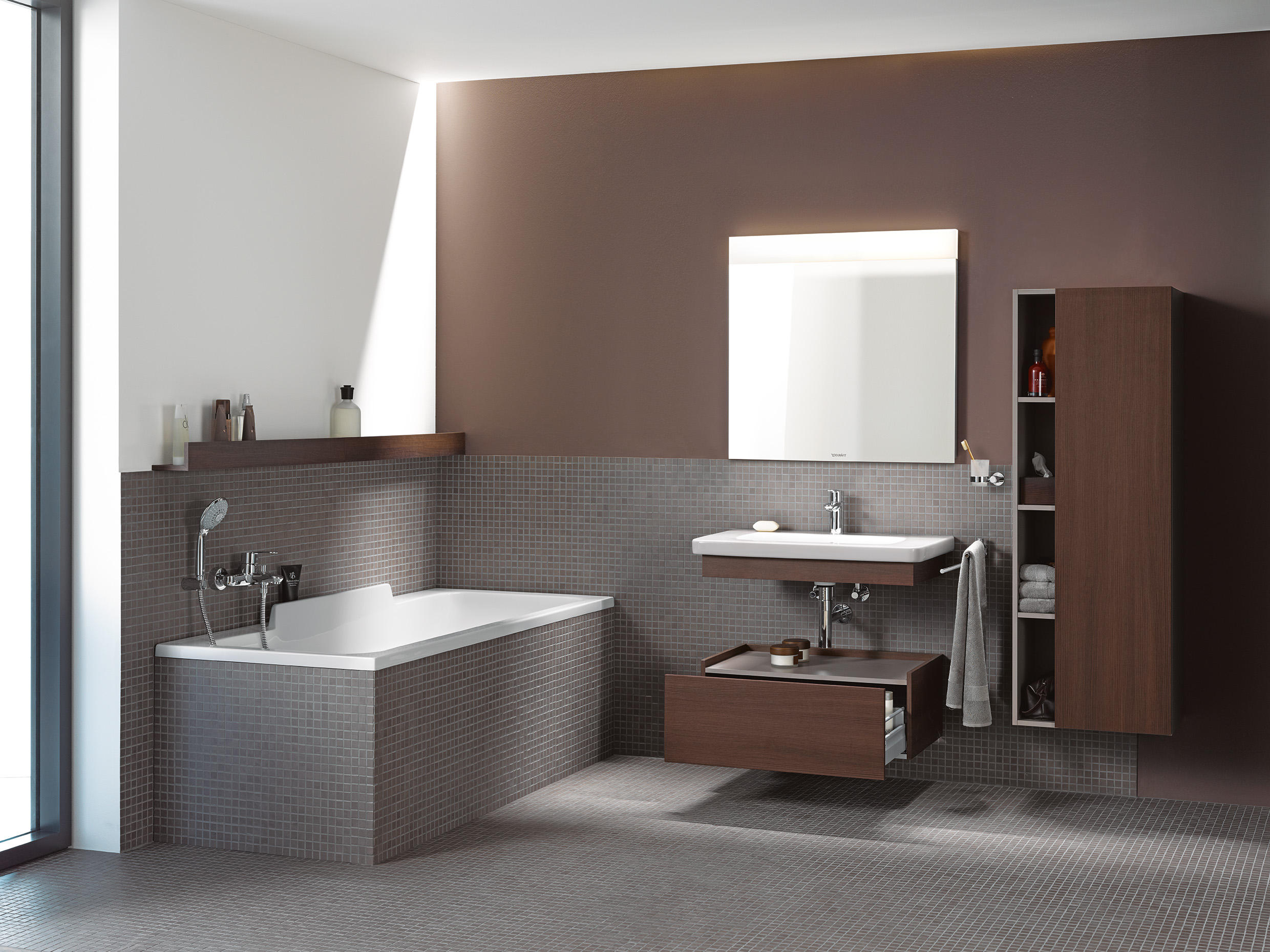 durastyle above counter basin by duravit