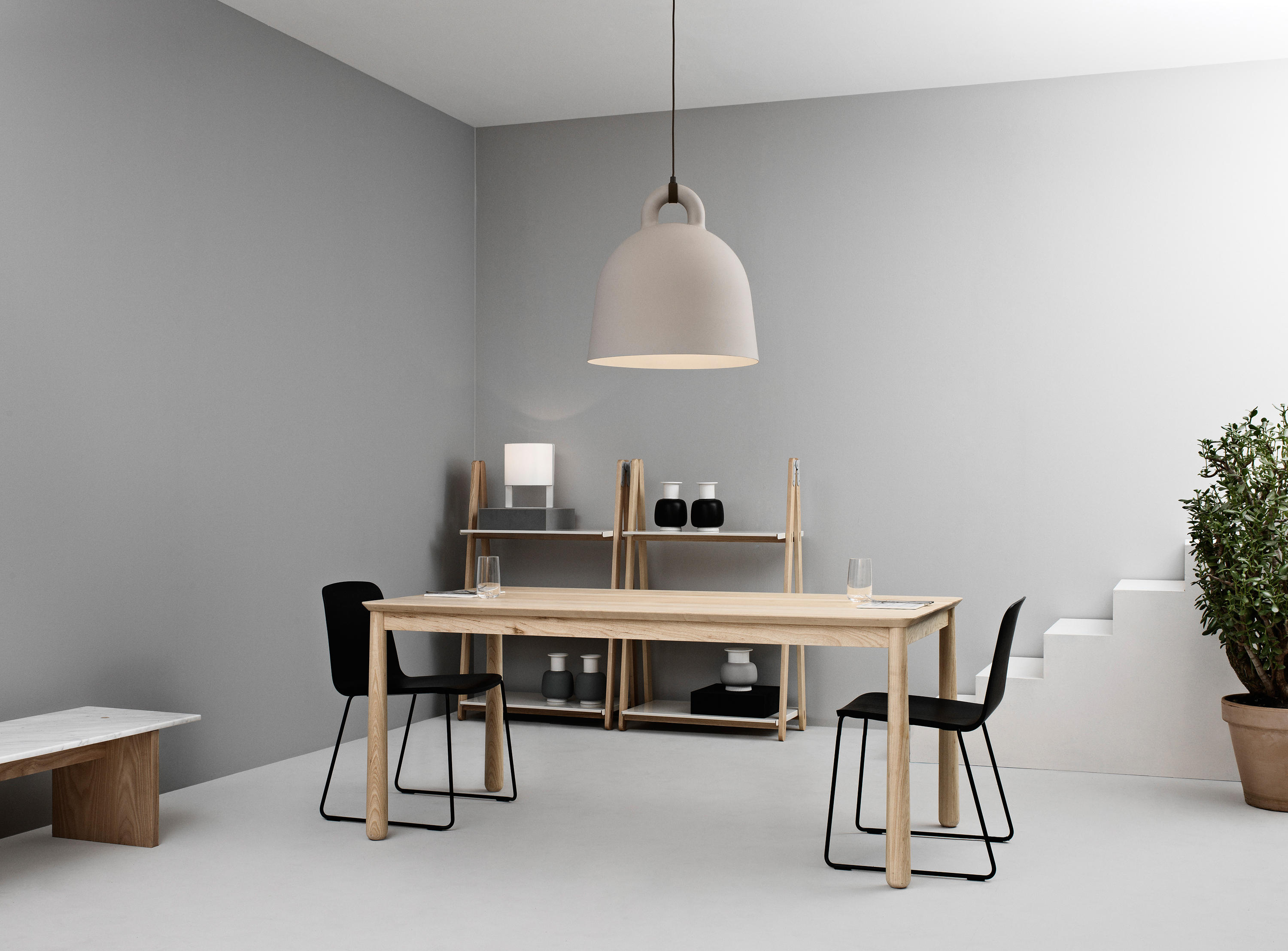 SOLID TABLE Dining tables from Normann Copenhagen