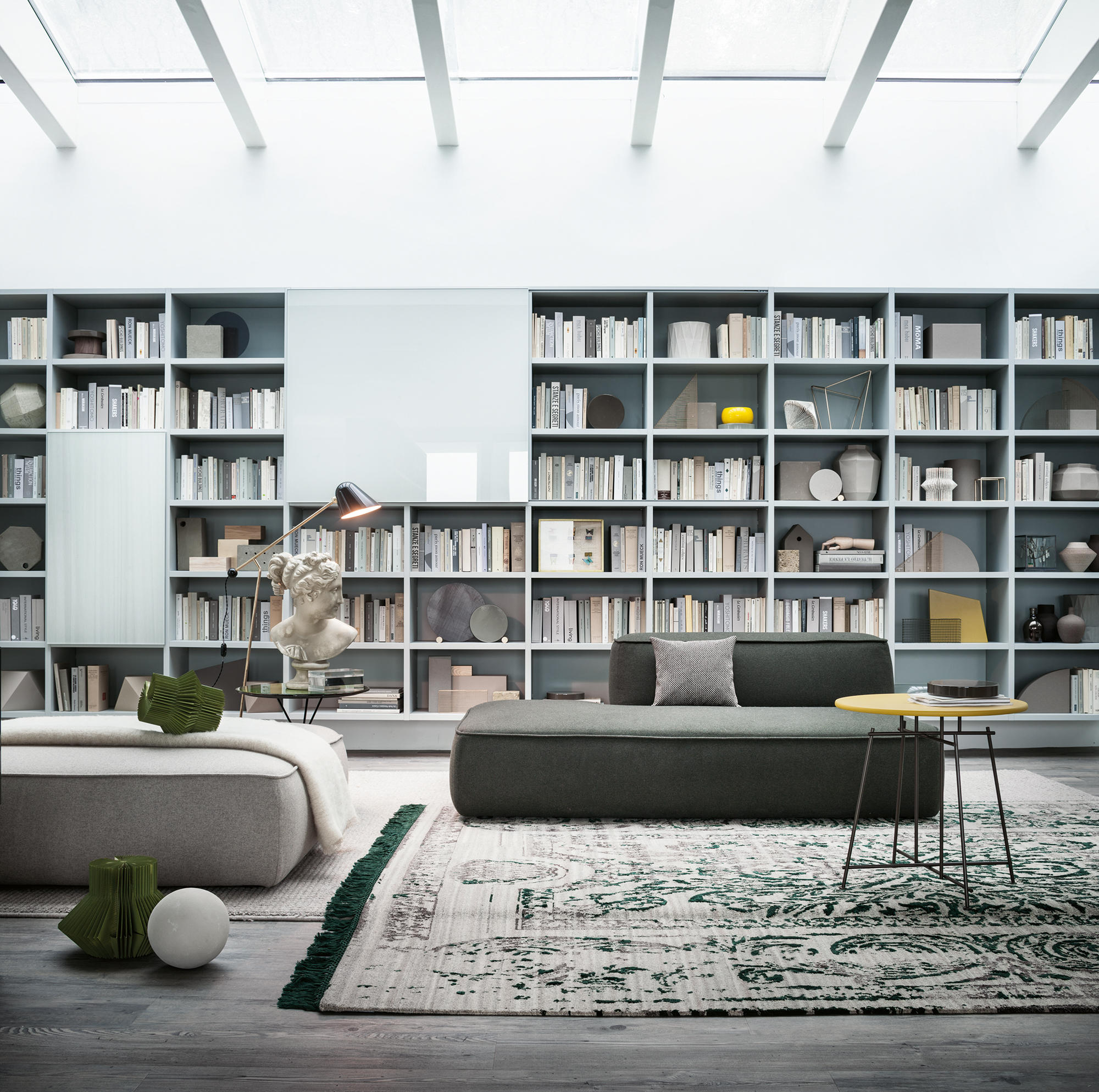 cloud modular seating systems from lema architonic. Black Bedroom Furniture Sets. Home Design Ideas