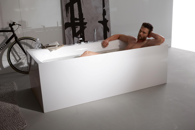 bettelux badewanne einbau von bette architonic. Black Bedroom Furniture Sets. Home Design Ideas