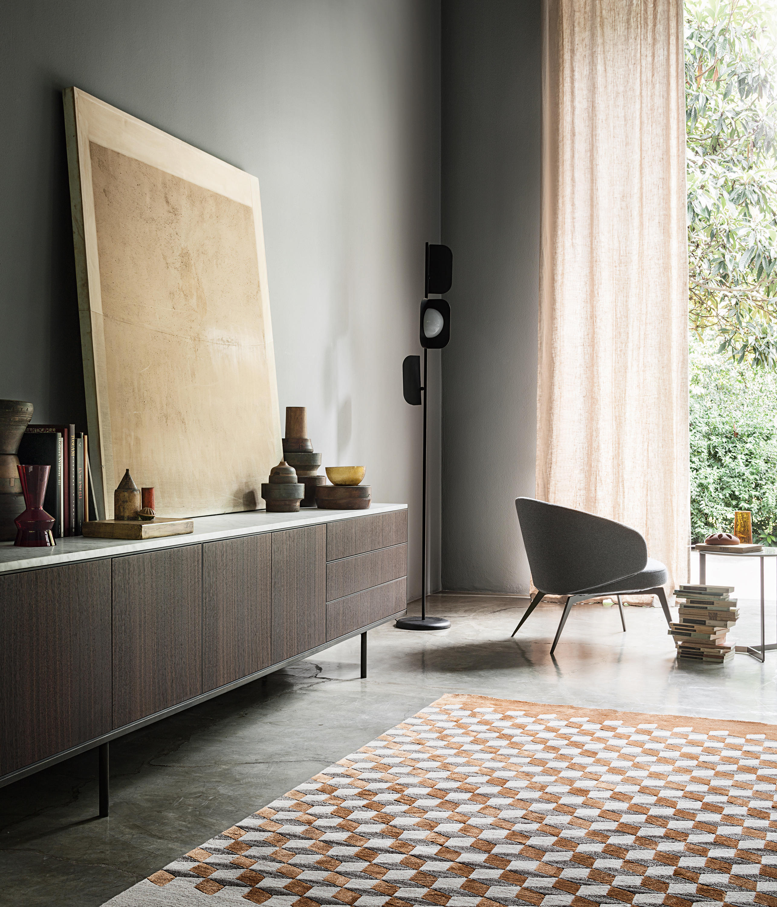 LONG ISLAND Sideboards from LEMA