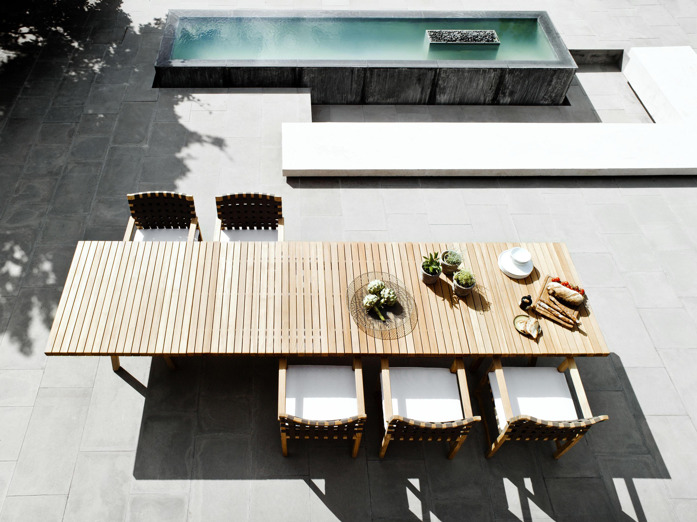 VIS À VIS LOUNGER - Sun loungers from Tribù | Architonic