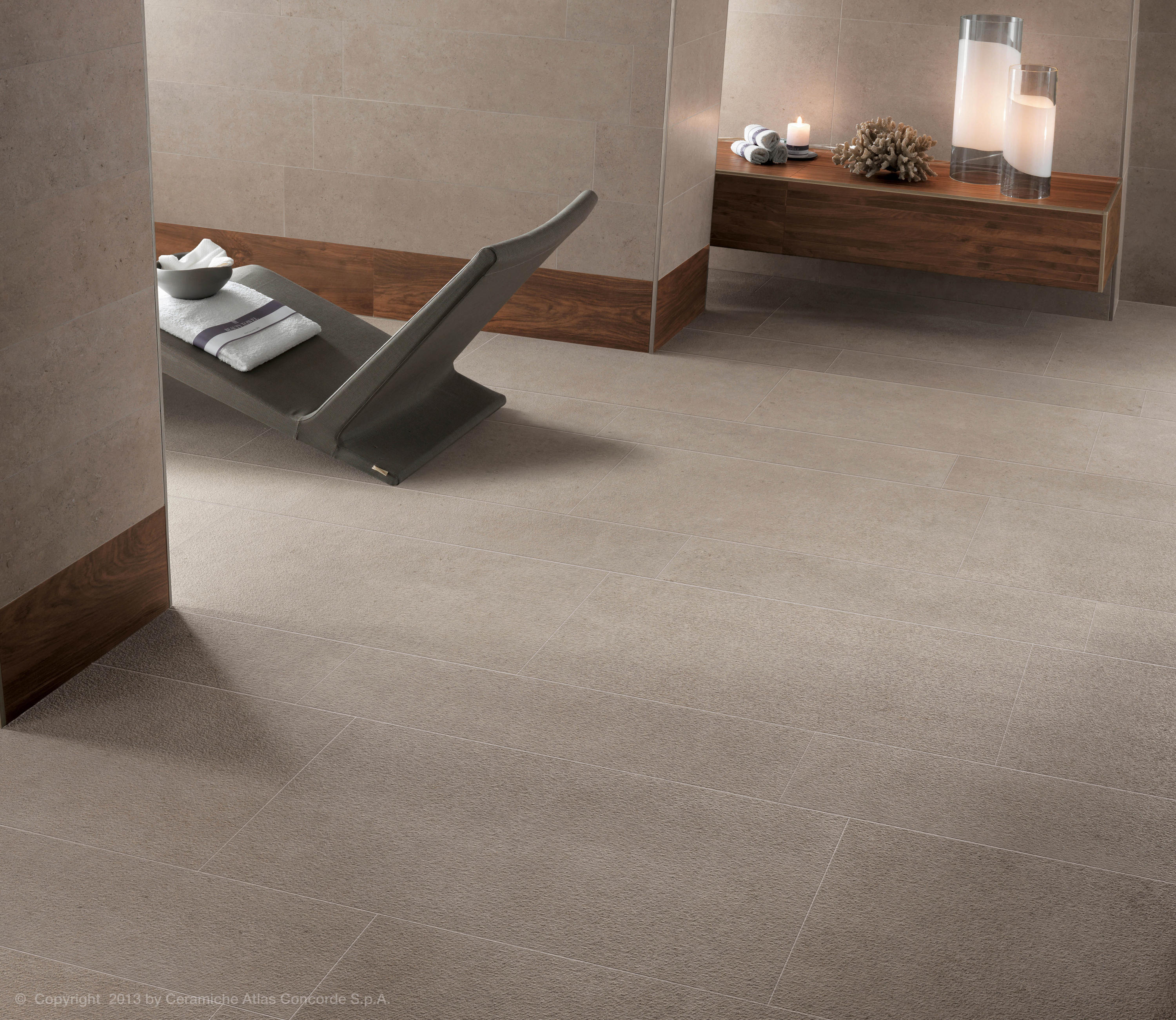 Seastone tiles from atlas concorde architonic for Carrelage 75x75