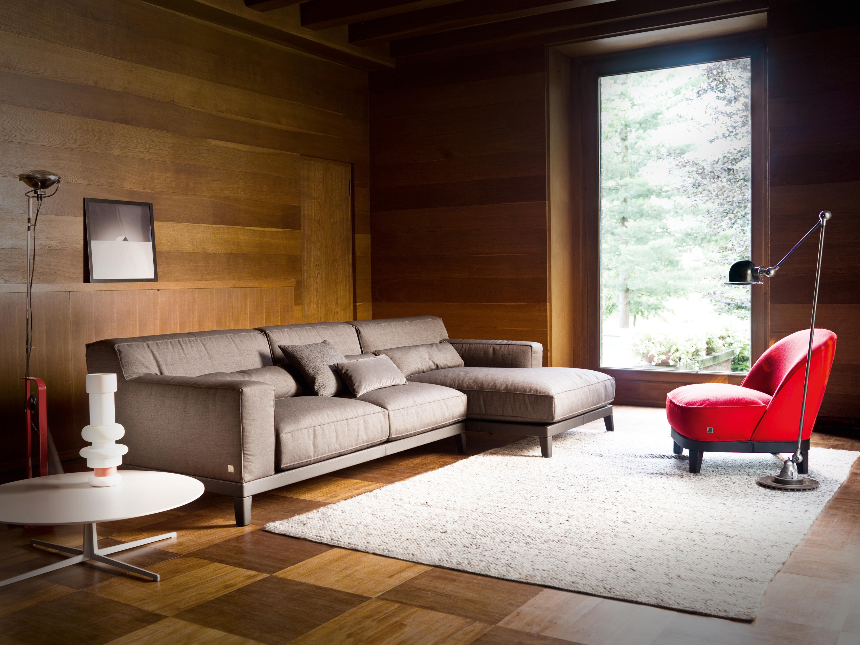 SWING Sofas from Busnelli