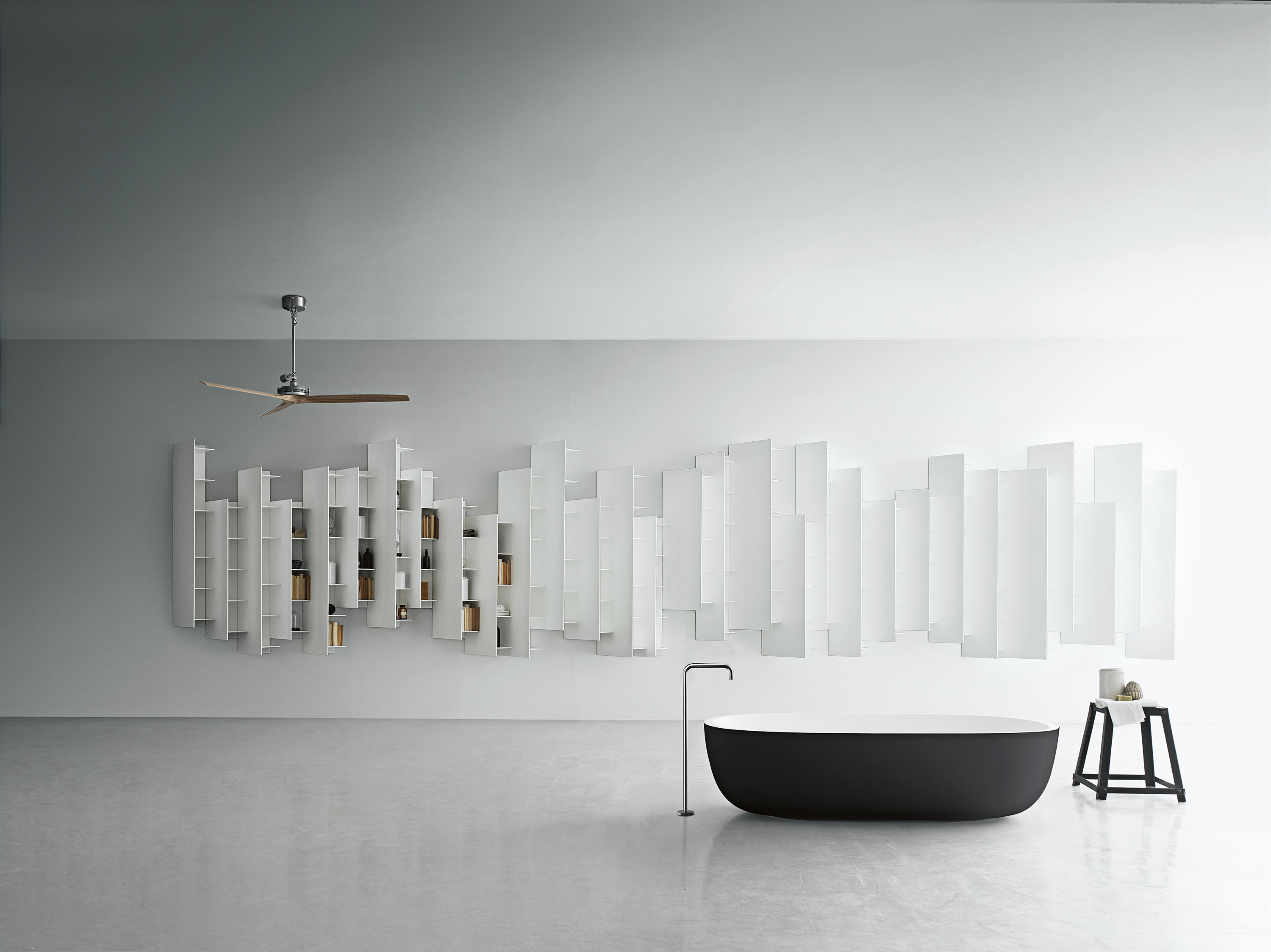 CTLINE Bath Shelving From Boffi Architonic - Boffi bathroom