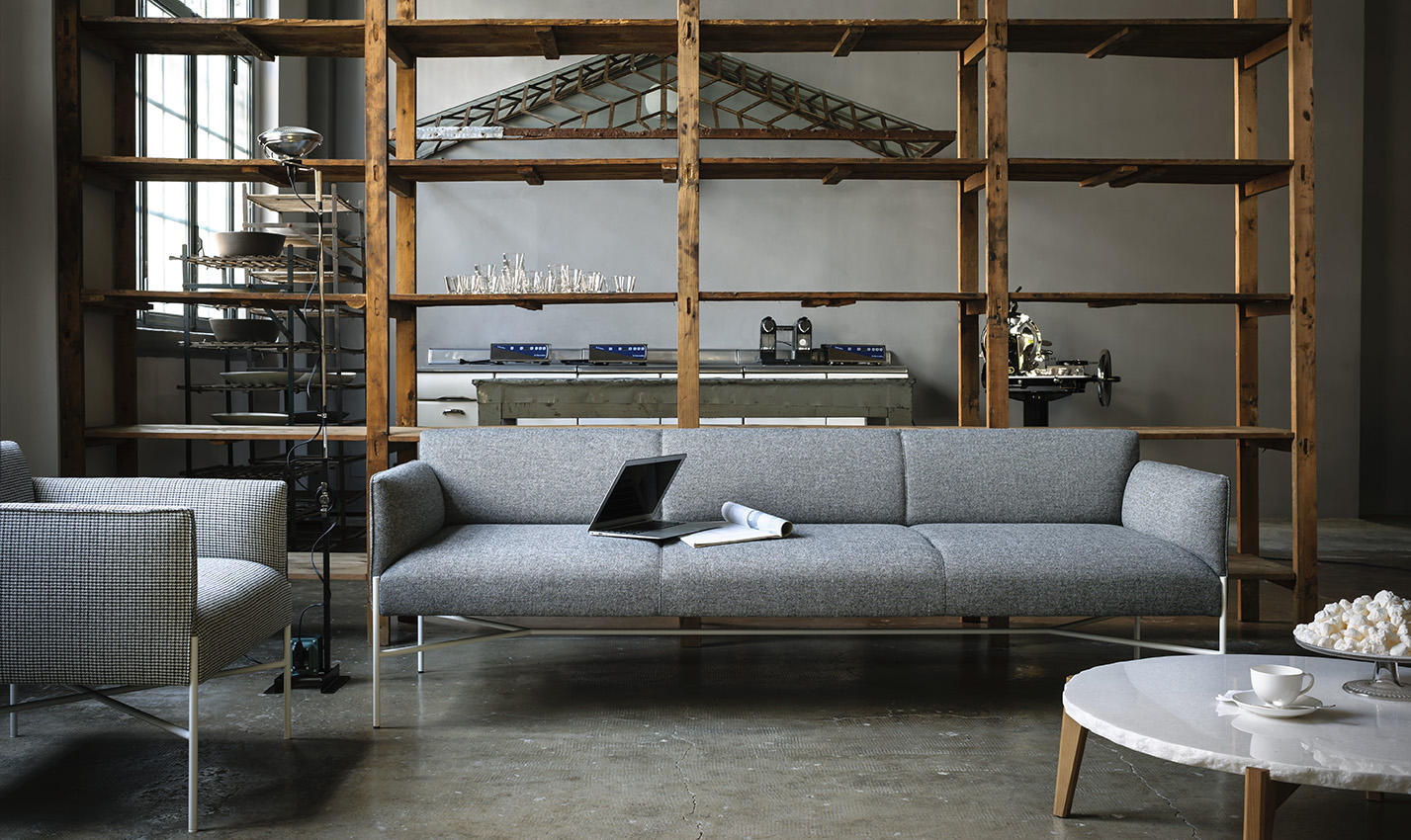 Chill out high modular seating systems from tacchini for Sofas de italia