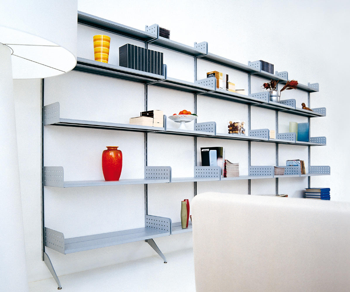 Libreria Trieste Enzo Mari trieste - shelving from rexite | architonic