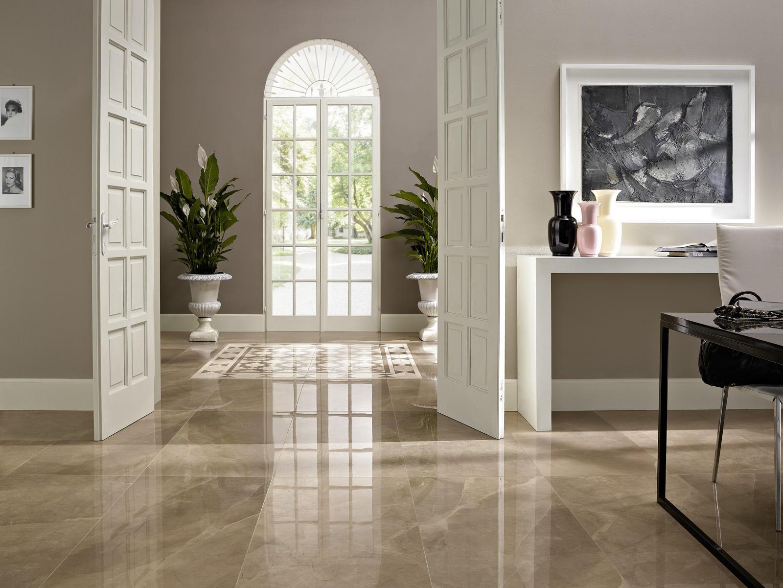 Evolutionmarble Lux Grey Ceramic Tiles From Marazzi