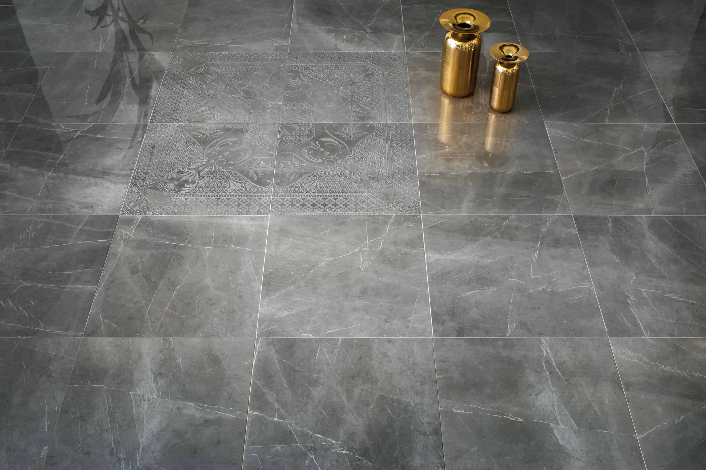 evolutionmarble lux grey ceramic tiles from marazzi group architonic. Black Bedroom Furniture Sets. Home Design Ideas
