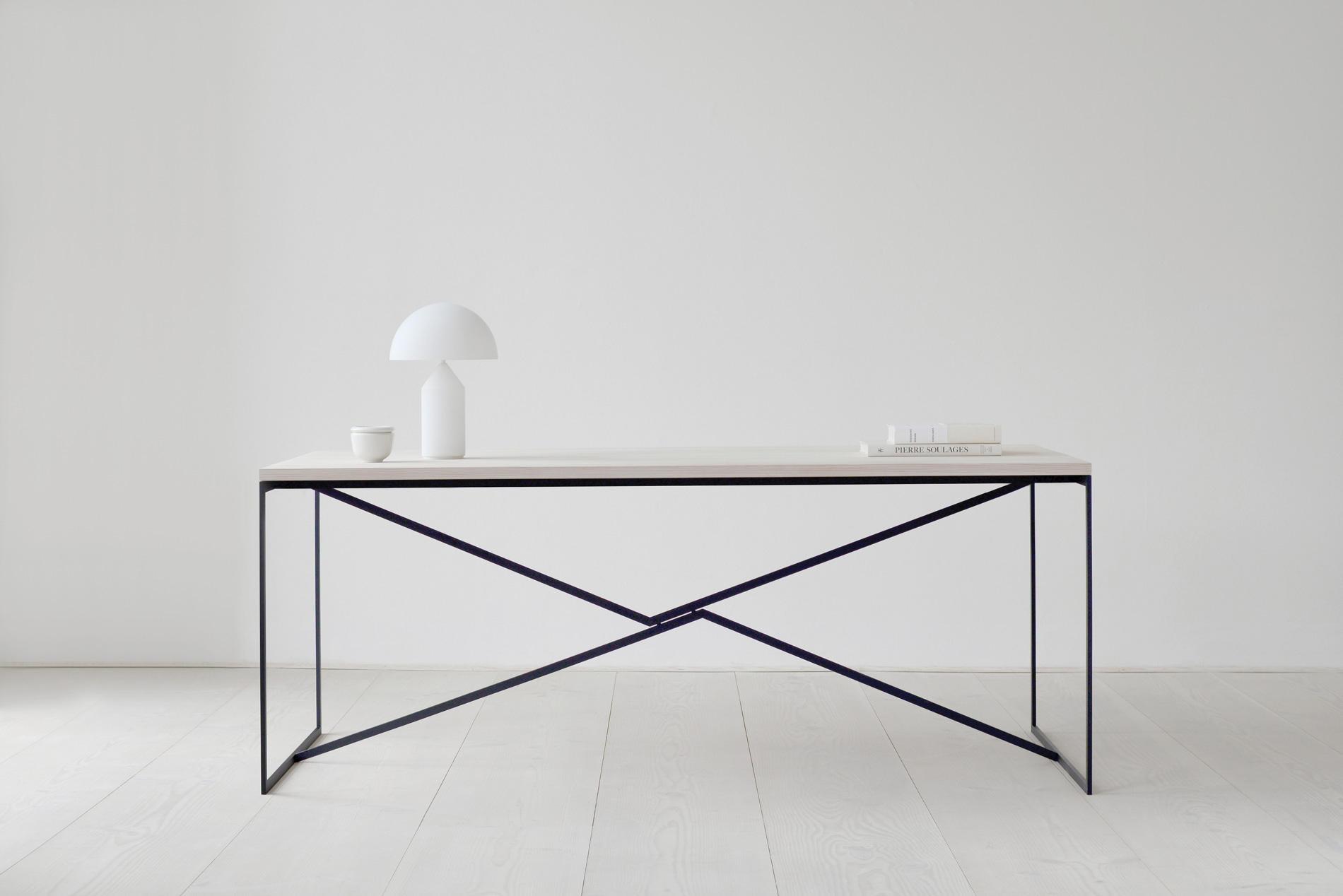 table de 180 T.T.A. Table by MA-U Studio ...