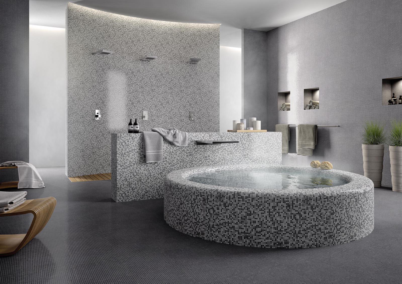 Piastrelle bagno outlet simple stunning essenziale essenziale