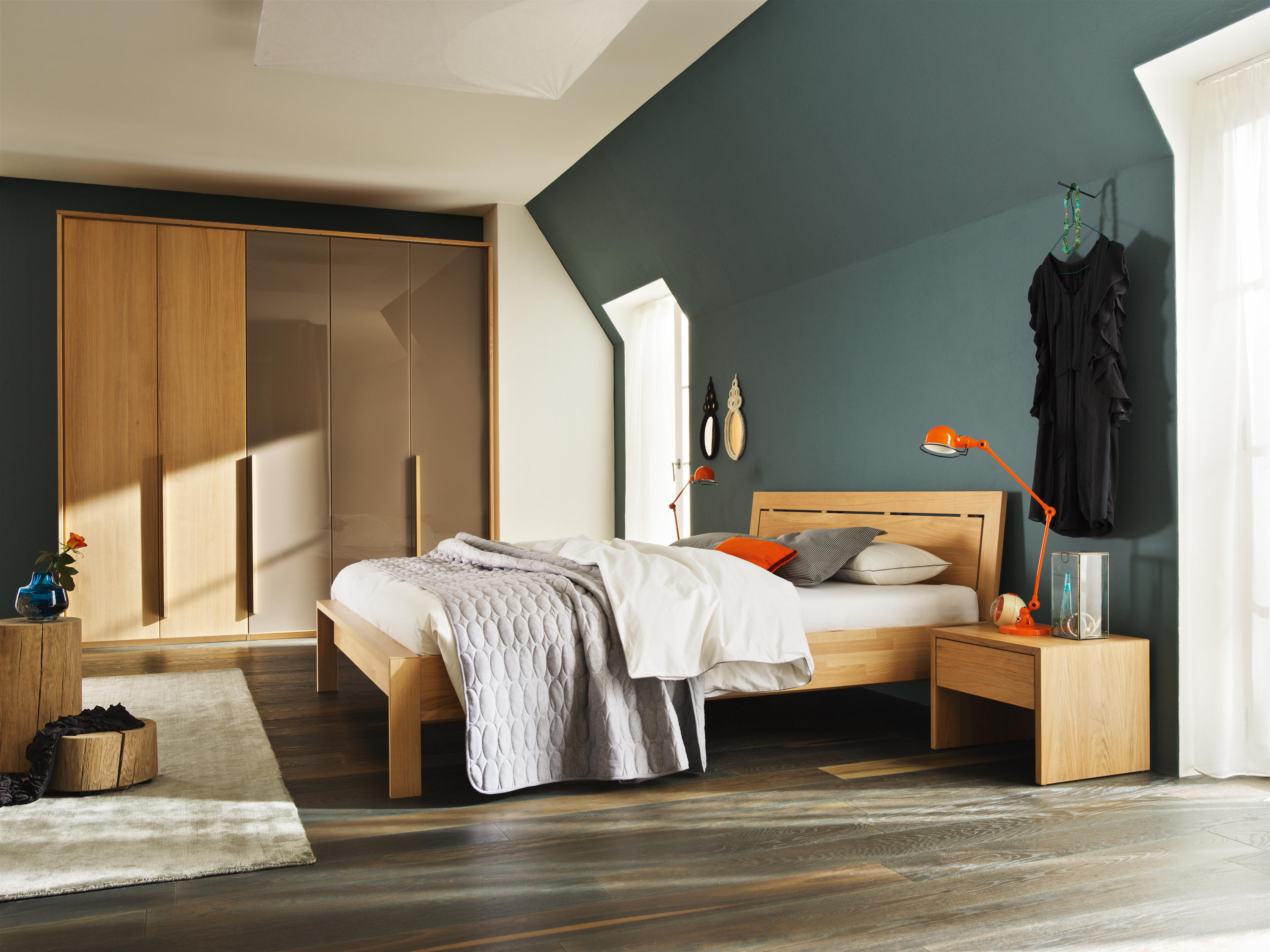 Soft Wardrobe System Cabinets From Team 7 Architonic