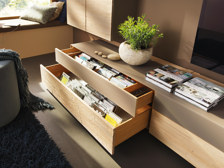 cubus pure wohnwand wohnw nde von team 7 architonic. Black Bedroom Furniture Sets. Home Design Ideas