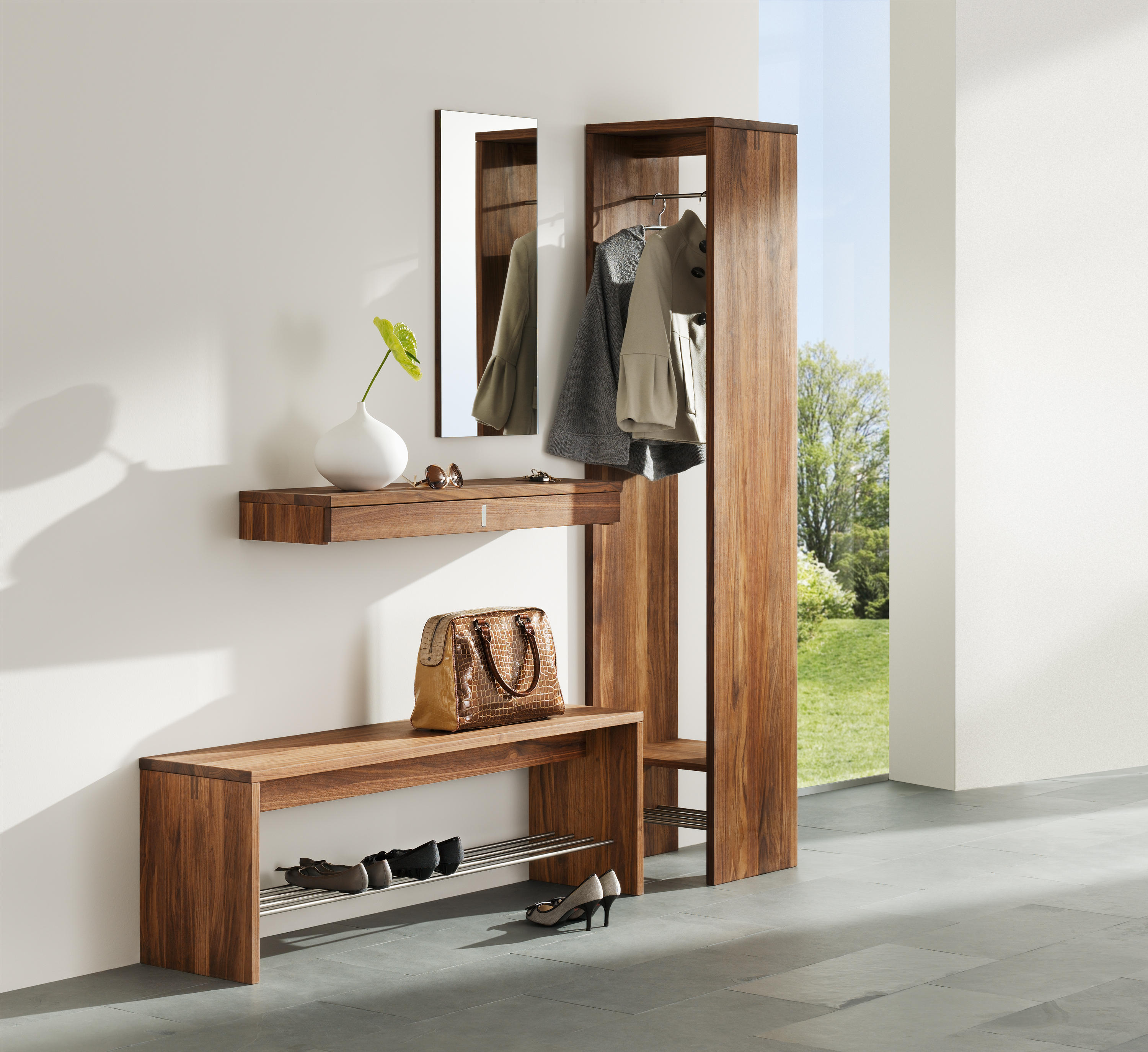 Cubus diele regale von team 7 architonic for Flurgarderobe modern
